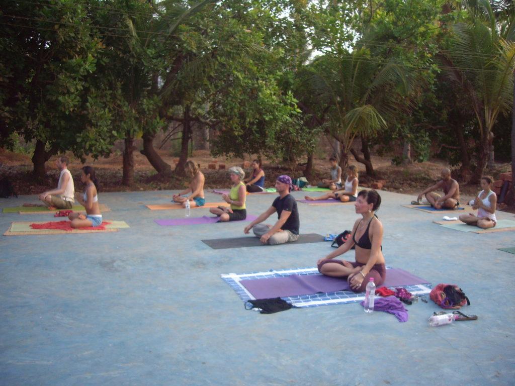 Afternoon Yoga - Shri Kali Ashram