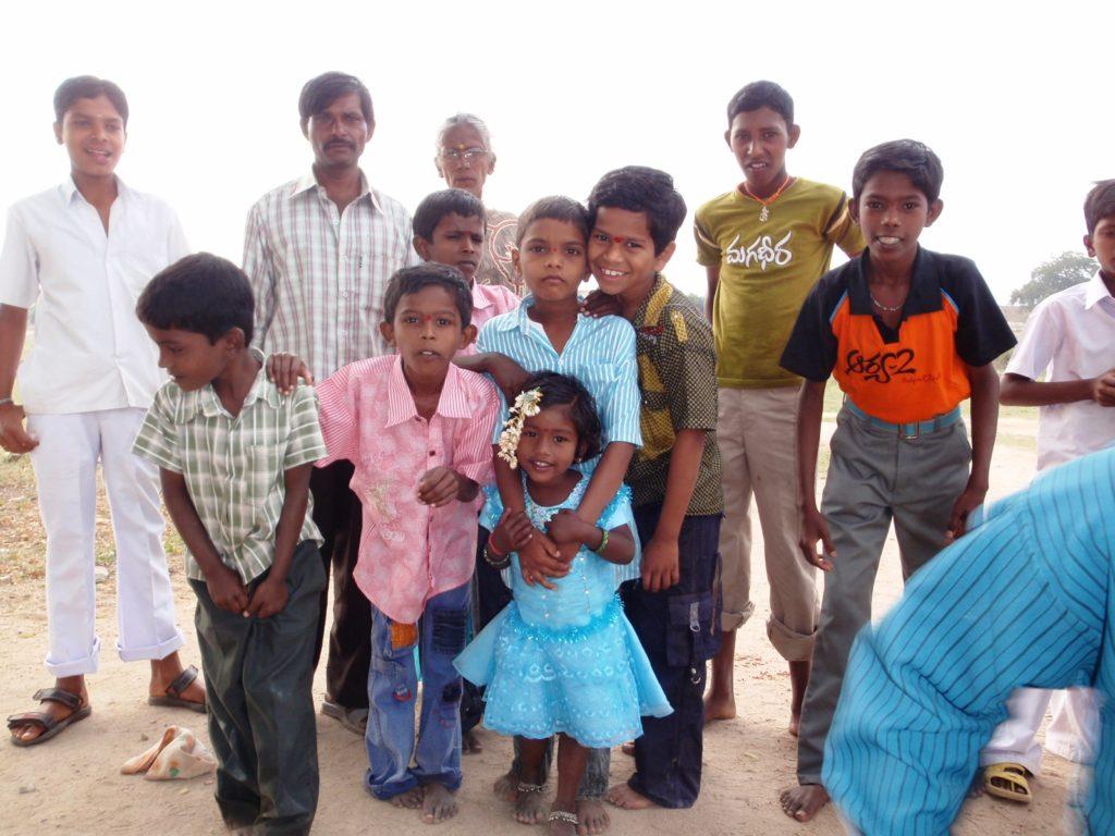 Residents of Hampi -