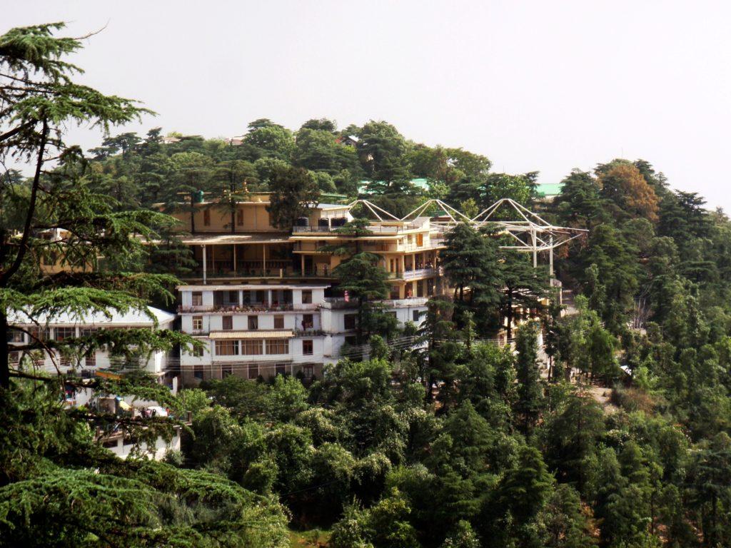 Dalai Lama's Home - Dharamasala