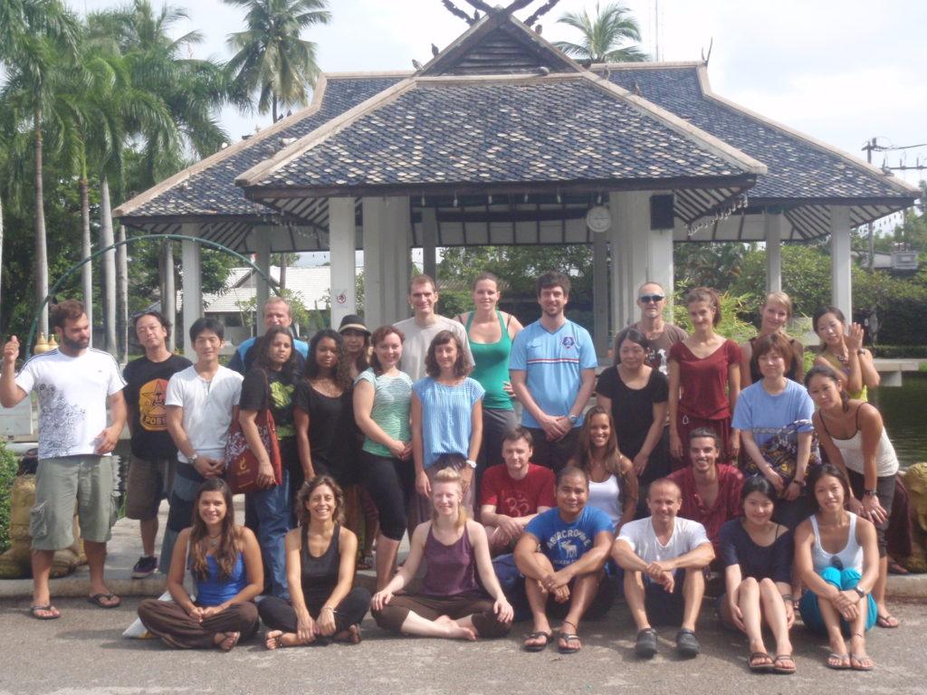 Thai Yoga Certification - Chiang Mai