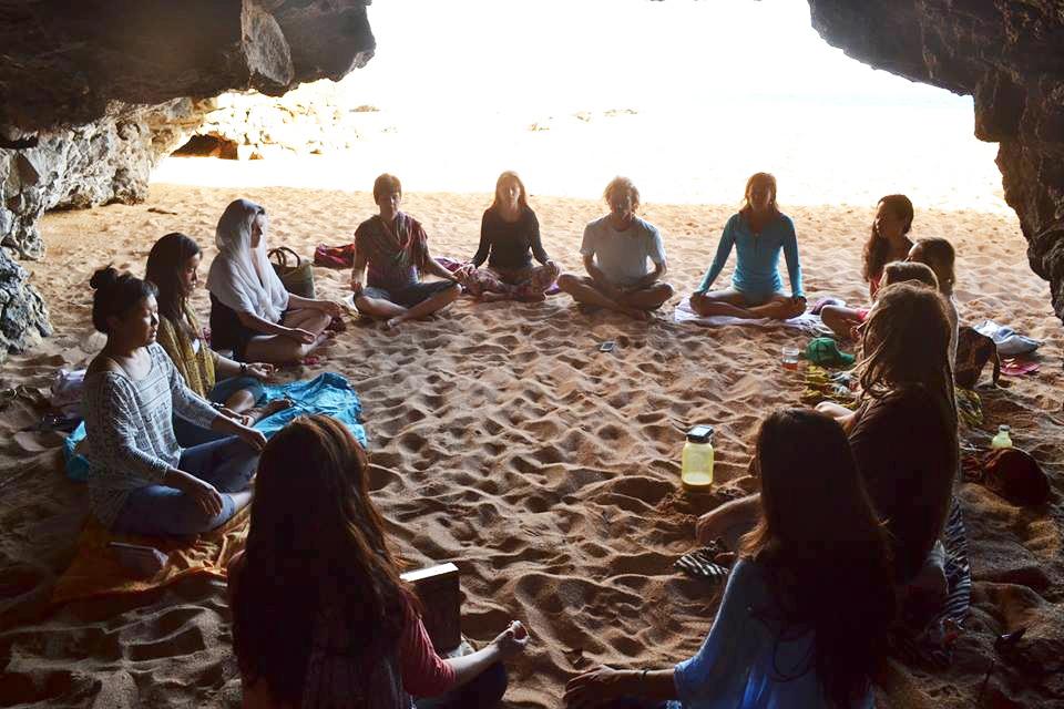 Mantra Meditation Training with Anandra George - Kauai