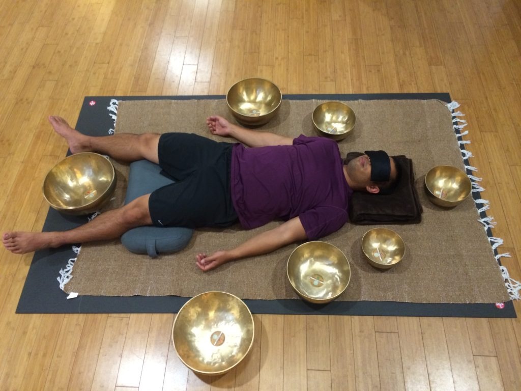 Sound Healing with Therapeutic Singing Bowls -