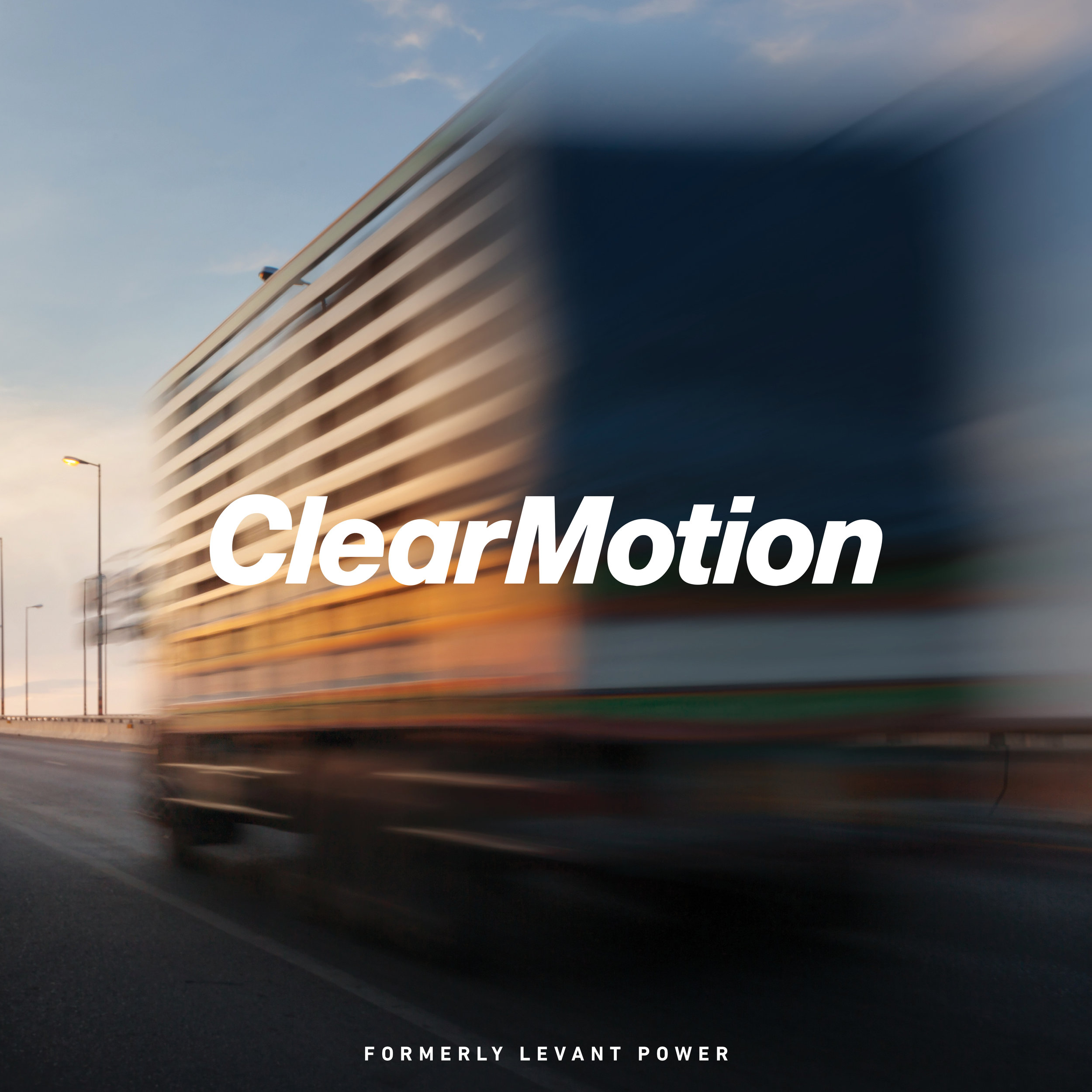 Clear Motion (Levant Power)