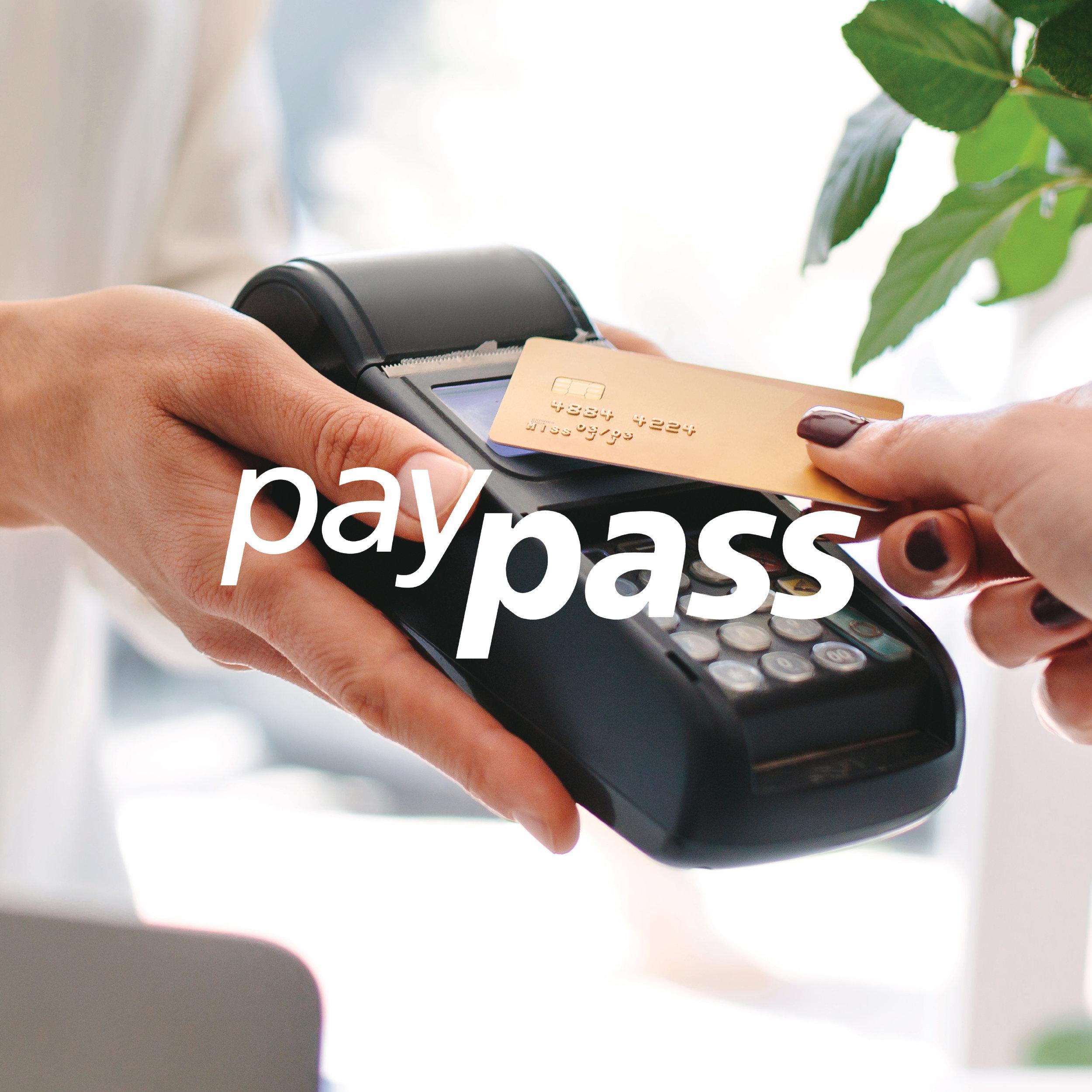PayPass (MasterCard)