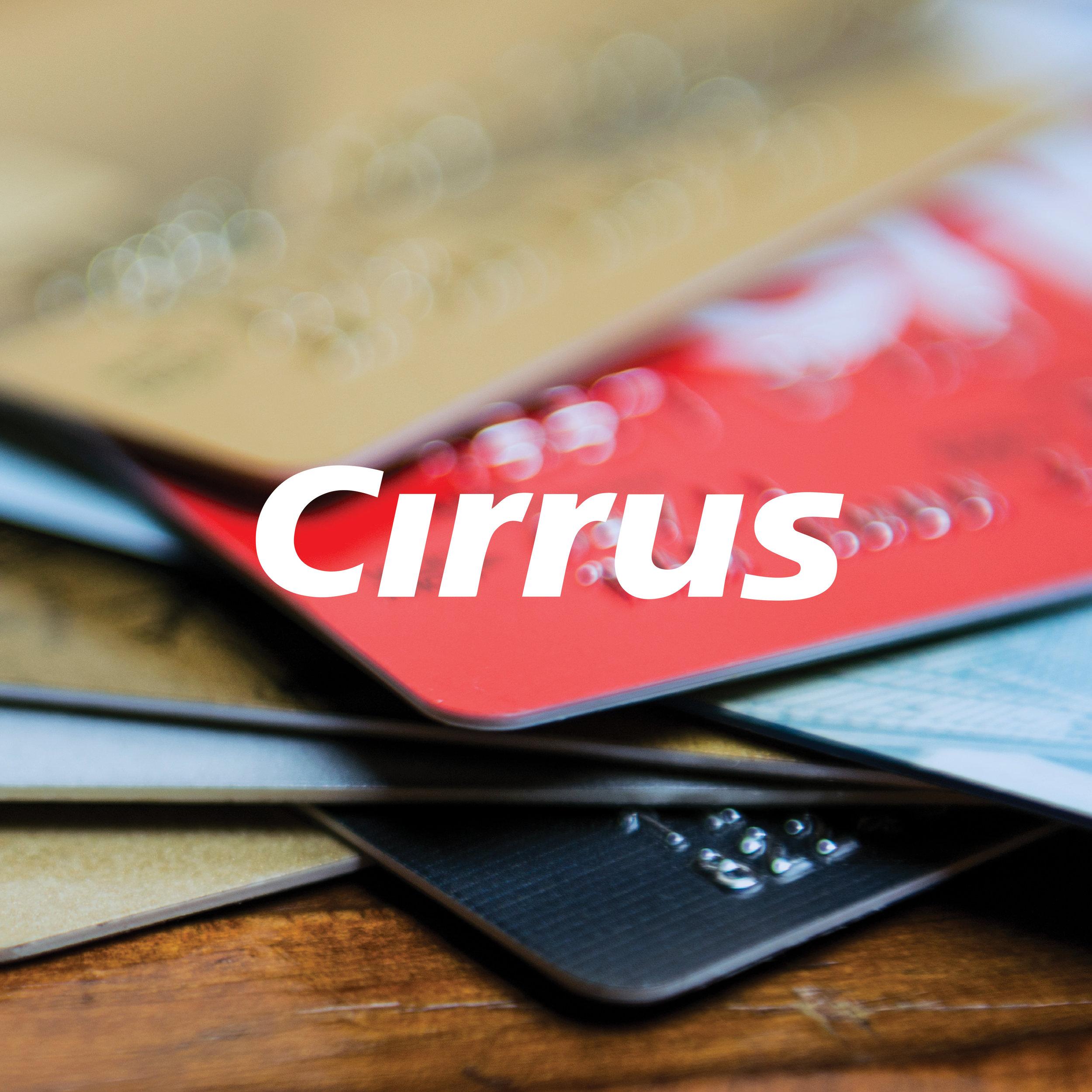Cirrus (MasterCard)