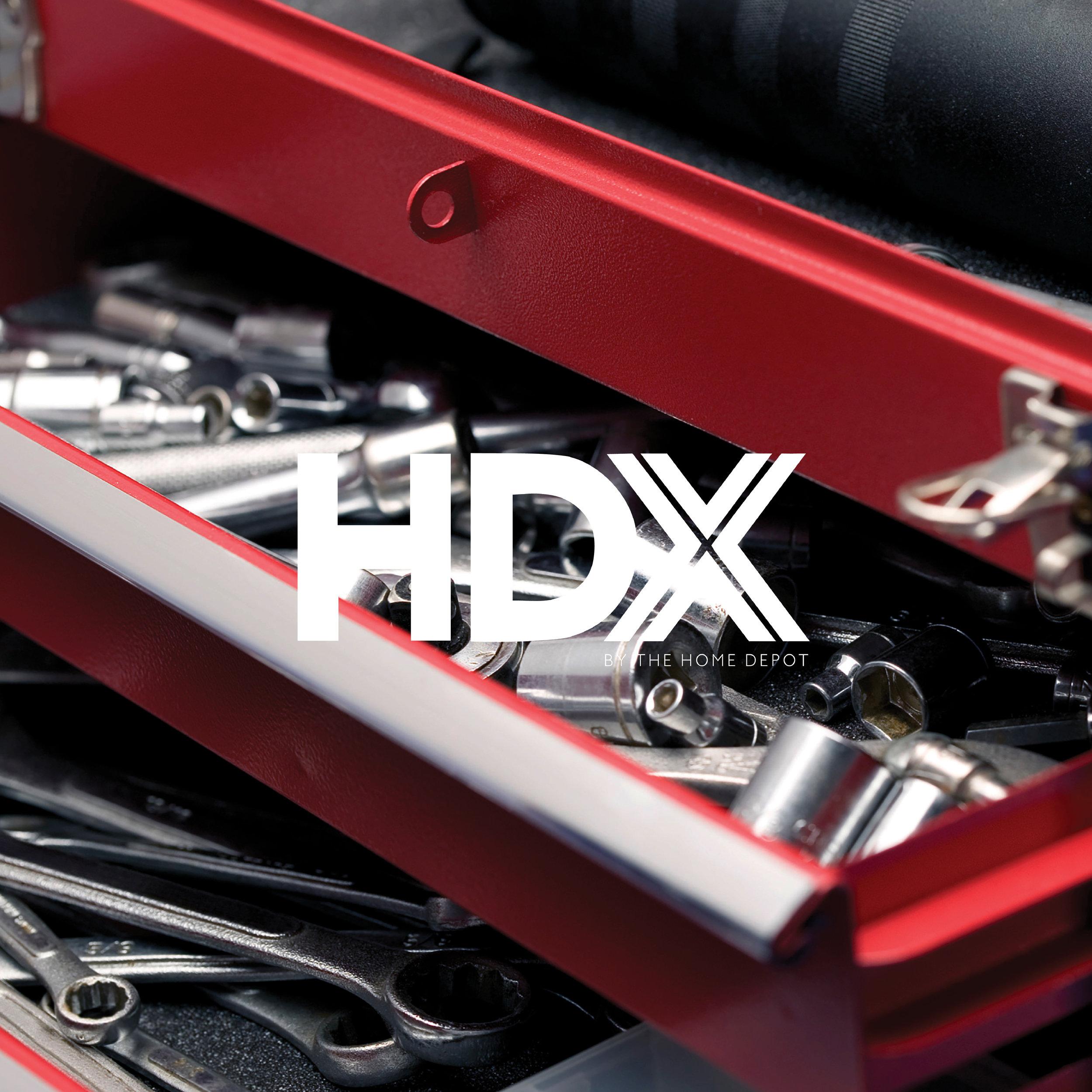 HDX (The Home Depot)