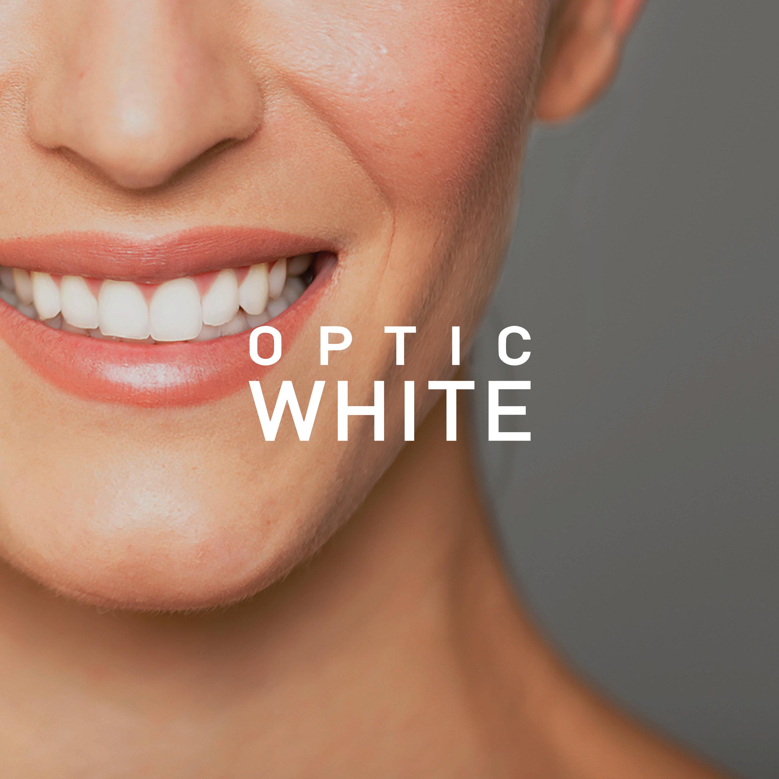 Optic White (Colgate)