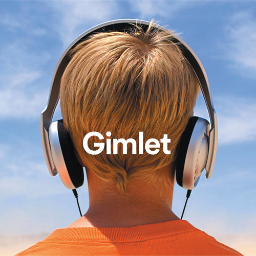 Gimlet Media Entertainment Brand Name Created by Lexicon Branding