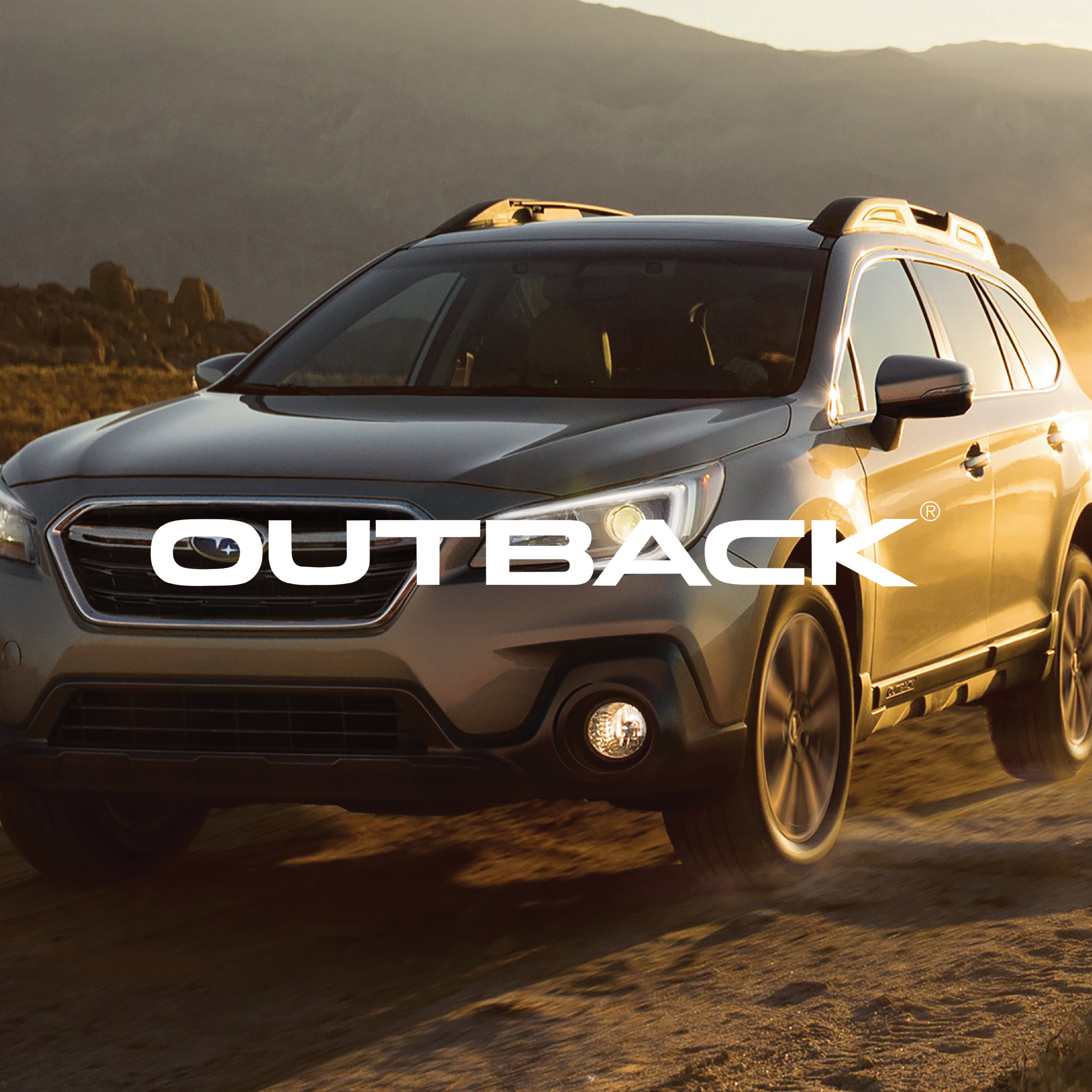 Subaru Outback, Automotive Brand Name Created by Lexicon Branding