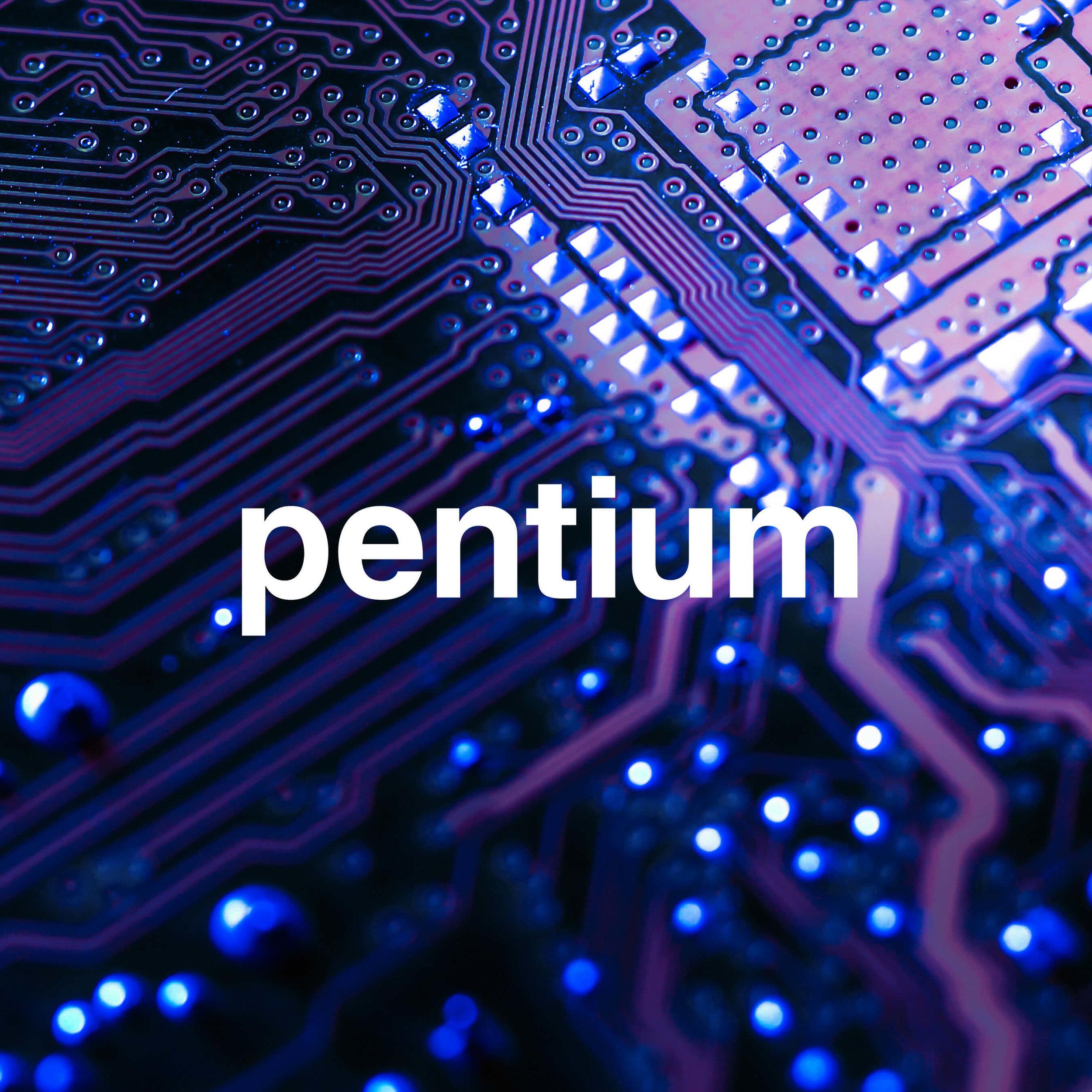 Pentium (Intel)