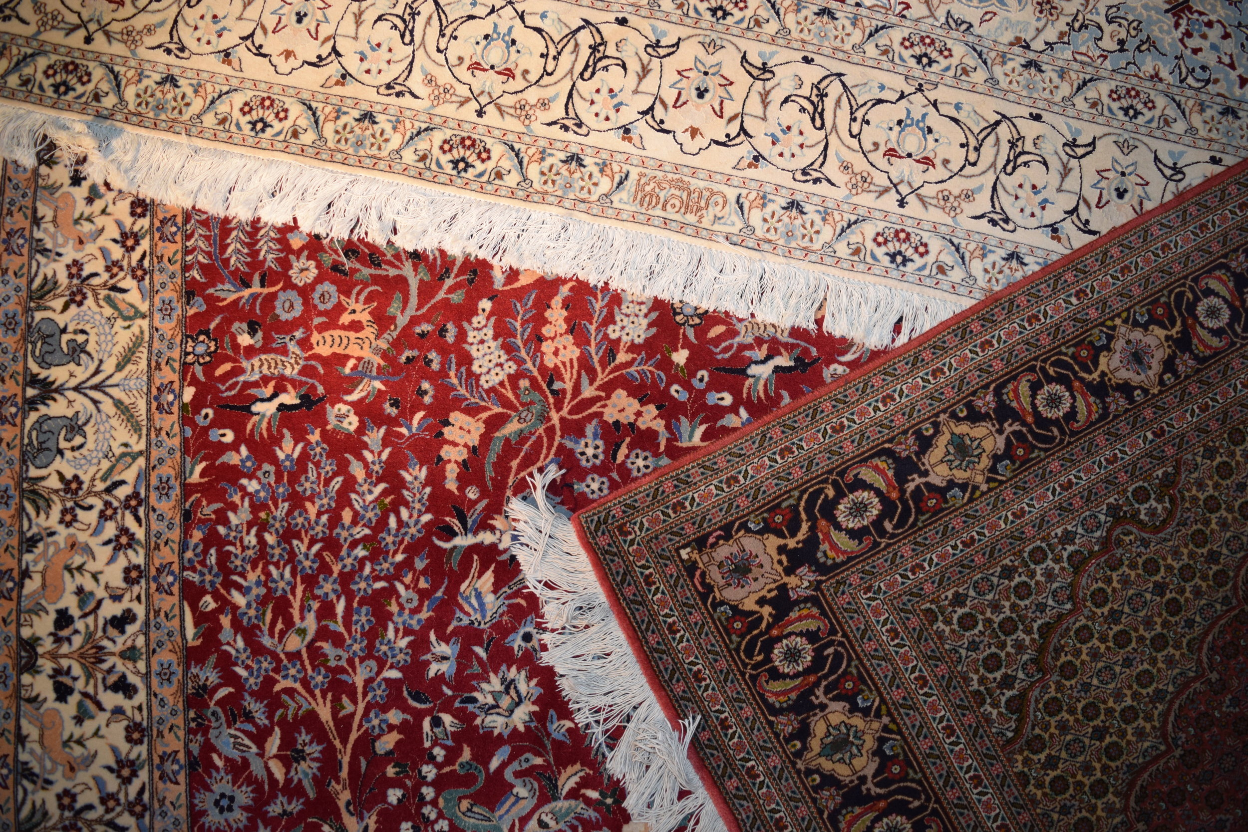 Quality Textile Services - Oriental Rug