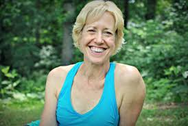 """Jane Tunno - I came to yoga in 2007. At first yoga was all about the """"work out"""" it offered my body. After practicing for just a few months, I began to notice that I wasn't feeling as anxious and stressed, and that my sore and tight hips from a lifetime as a runner weren't hurting as much. After the death of my mom in 2009, yoga became a salvation for me as I began (read more . . .)"""