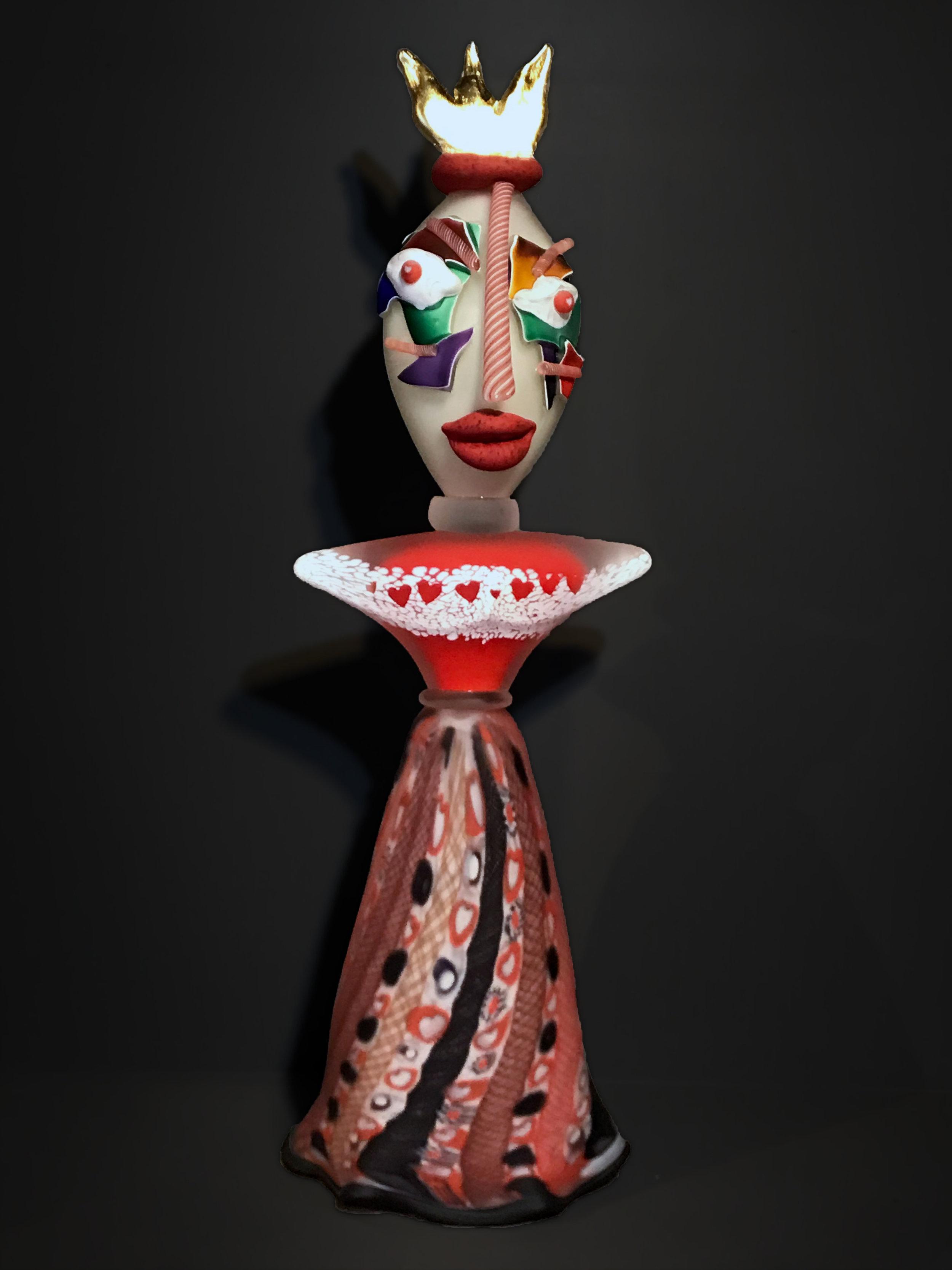 Queen of Hearts Sculpture James Wilbat 2019-1.jpg