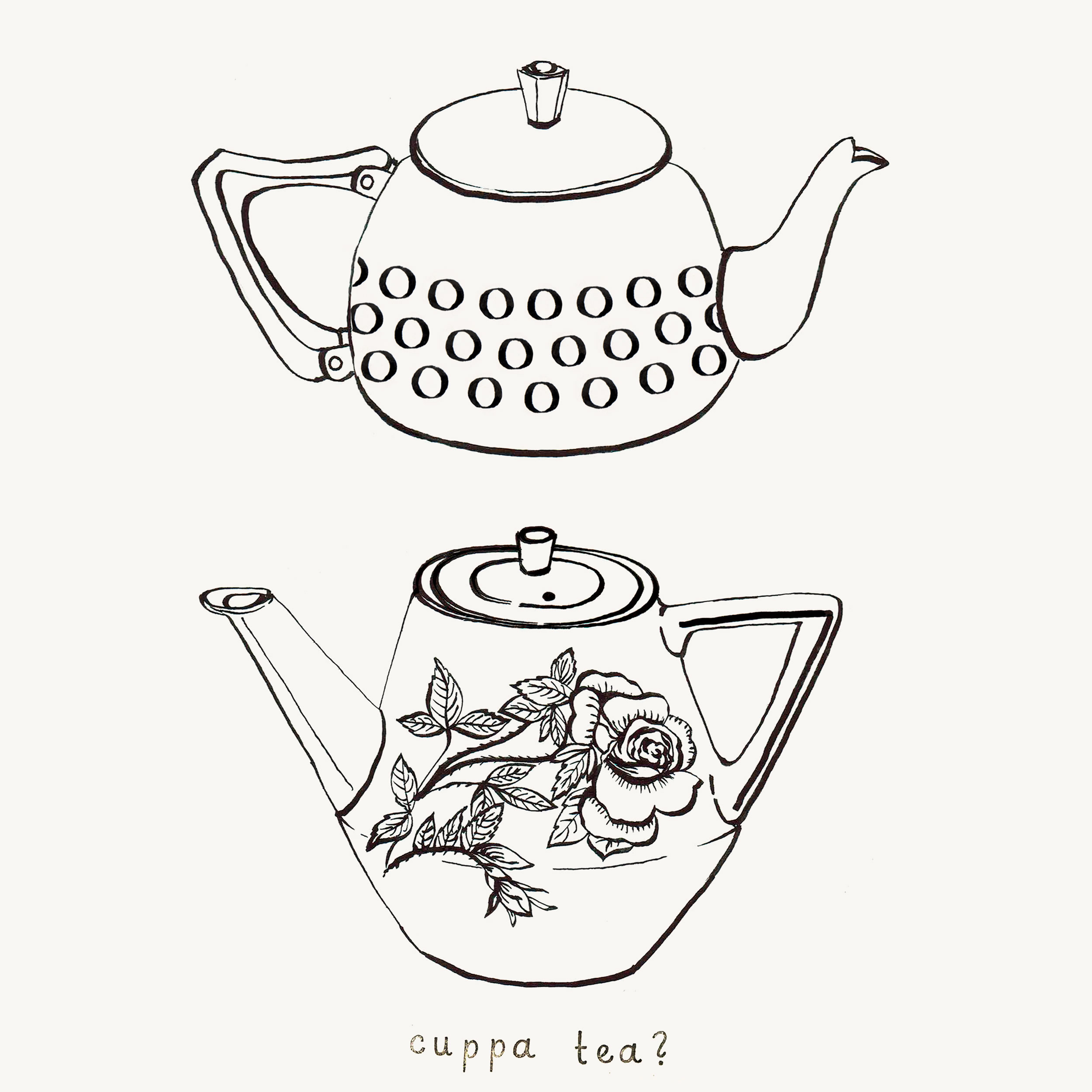 Black-ink-pen-vintage-tea-pot-2-flow-magazine.jpg