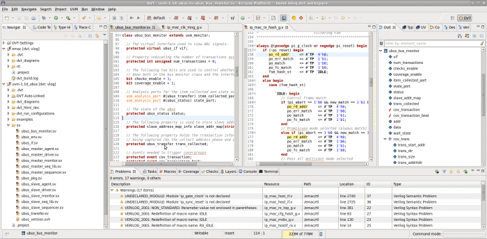 The IDE: Iconic and Emergent