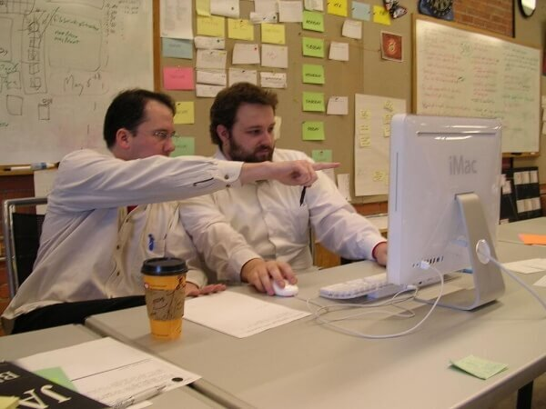 It might be too late for an IA if…your team has started its second sprint. (By Lisamarie Babik via Wikimedia Commons)