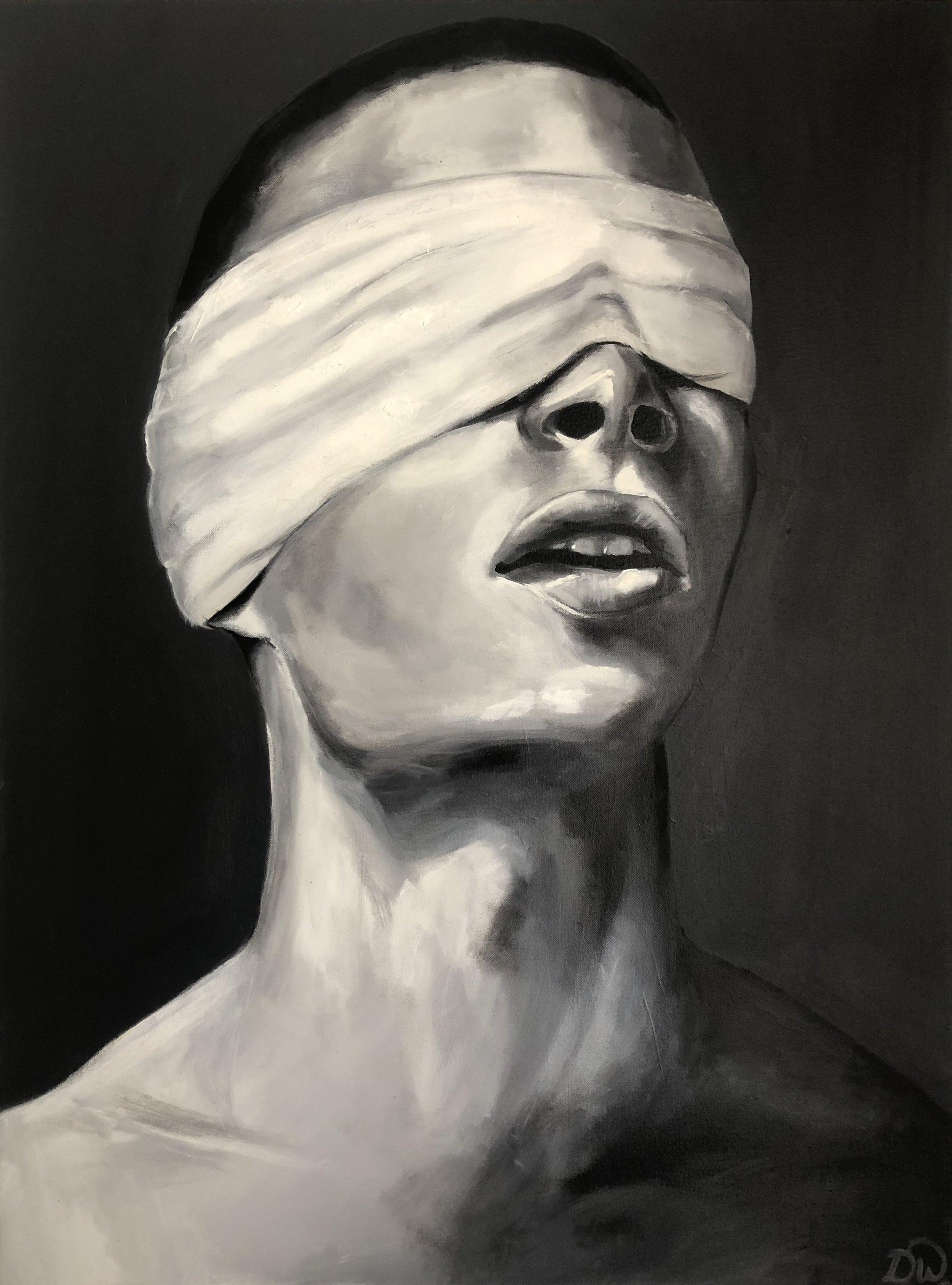 """Blinded"""
