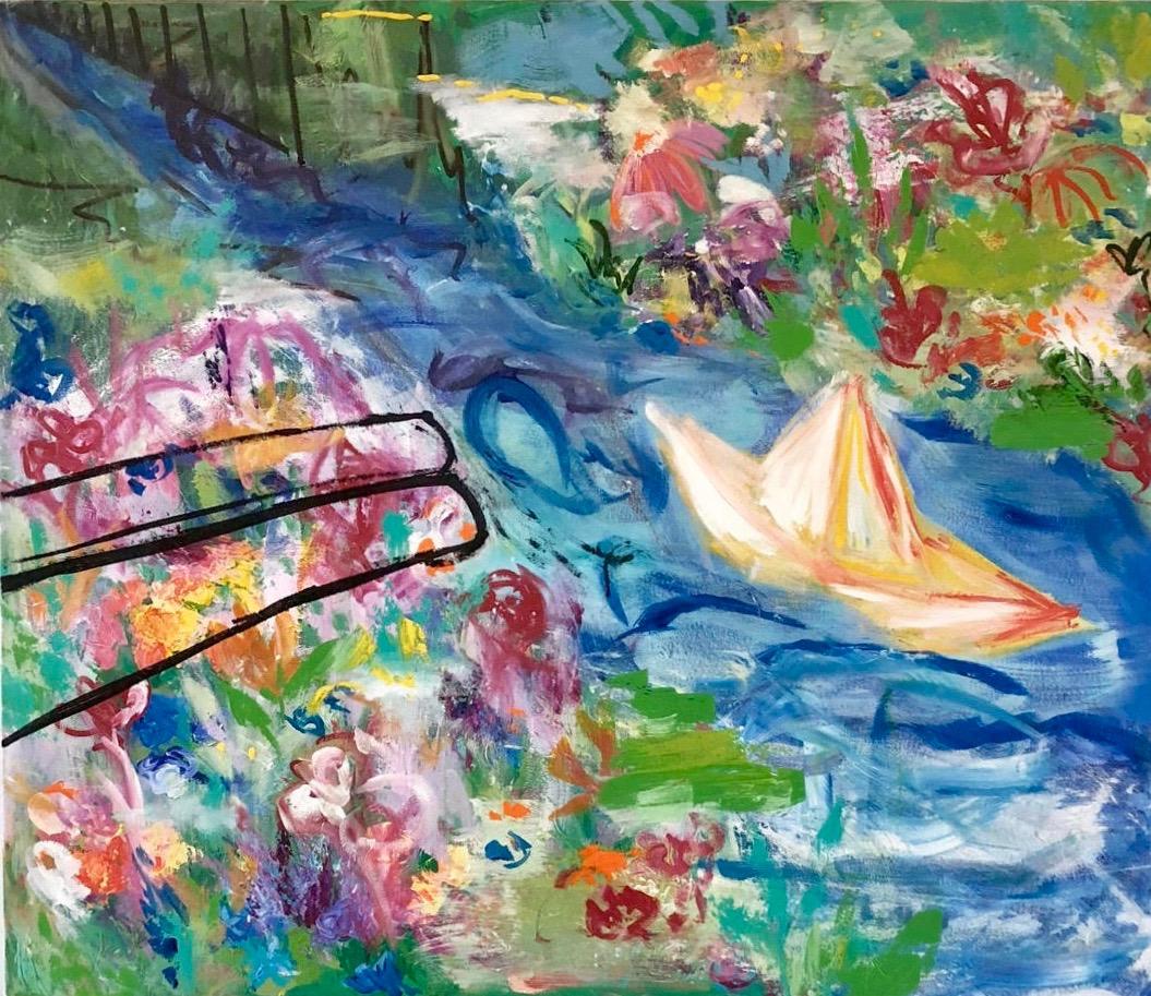 ARTIST: Hannah Zuber