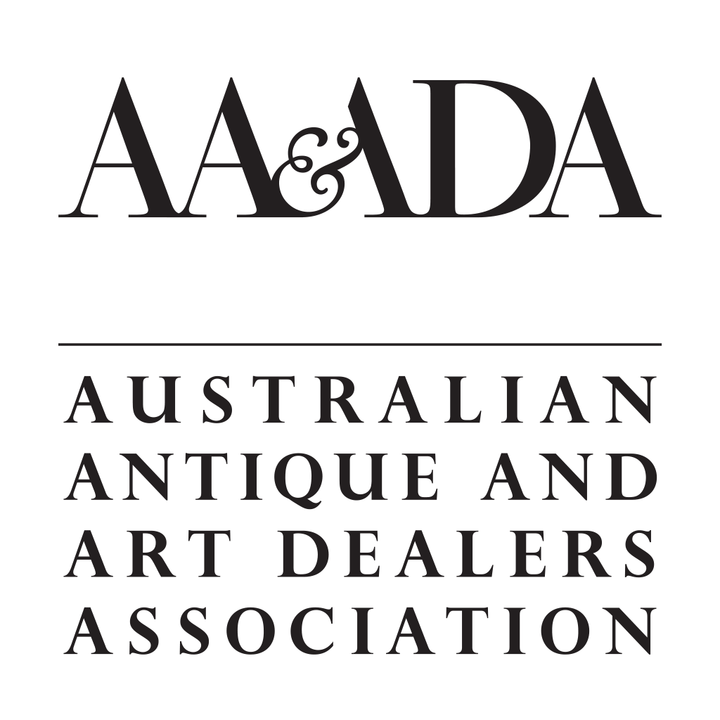 AA&ADA - The Find Antiques is a member of the Australian Antique & Art Dealers Association (AA&ADA) who is the leading industry body representing antique and fine art dealers in Australia. As such, owner and Creative Director Danielle Rusko abides by their very strict code of practice, which assures her clients the highest standards of professional conduct.