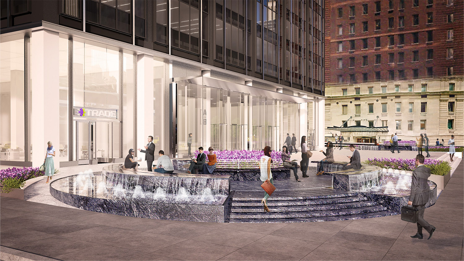 Convene - 605 3rd Ave, New York City, NYConveniently located in Midtown Manhattan, not far from Grand Central Station