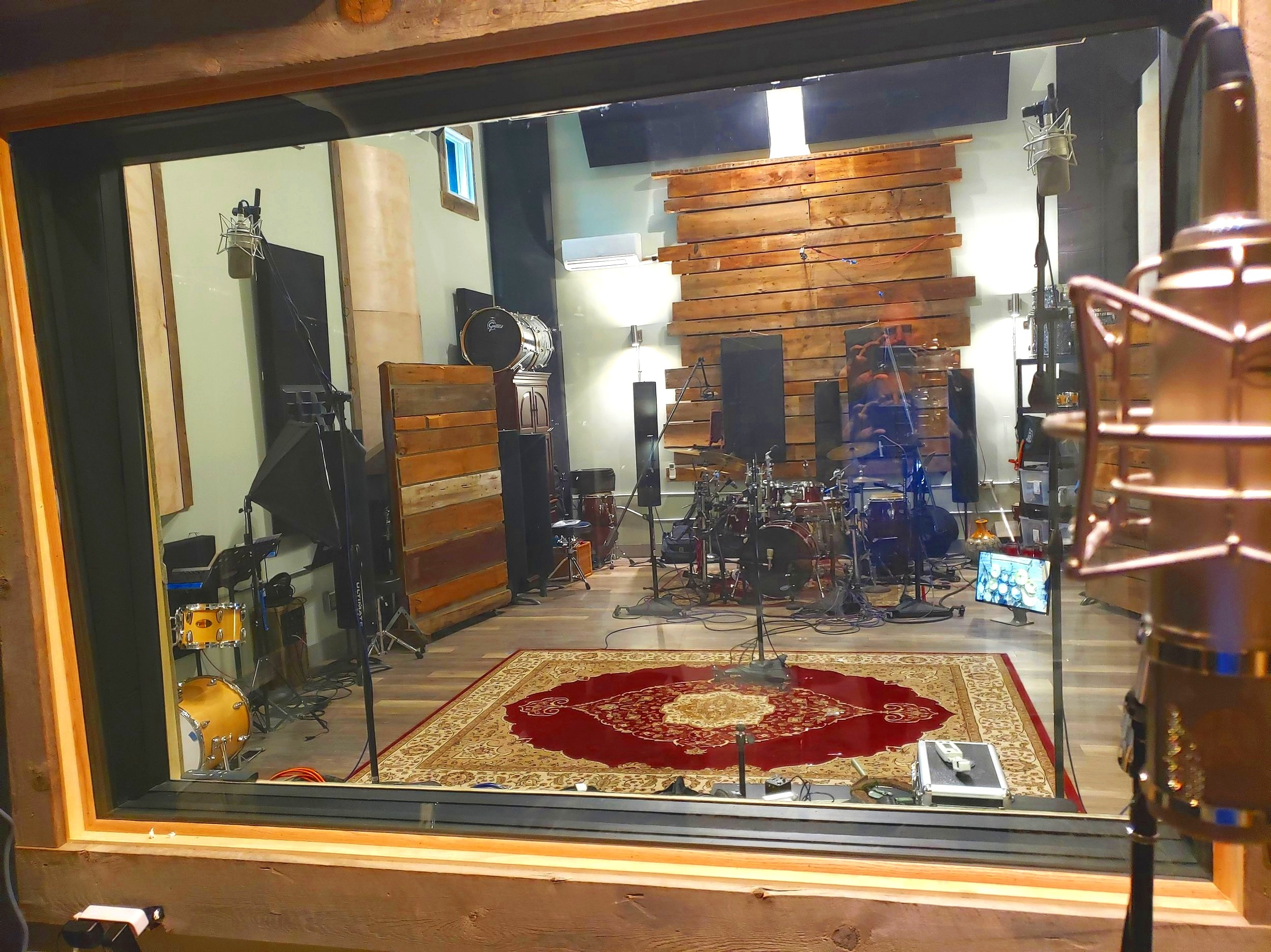 Wrecking Room Recording Studio