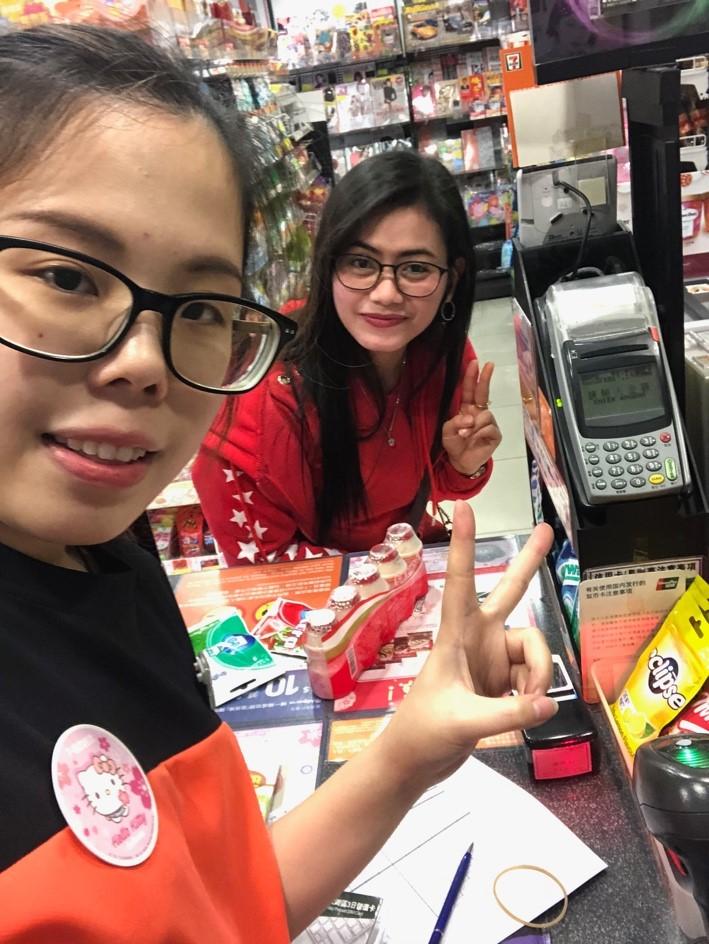 林楚軒LAM Choi Hin and Marissa