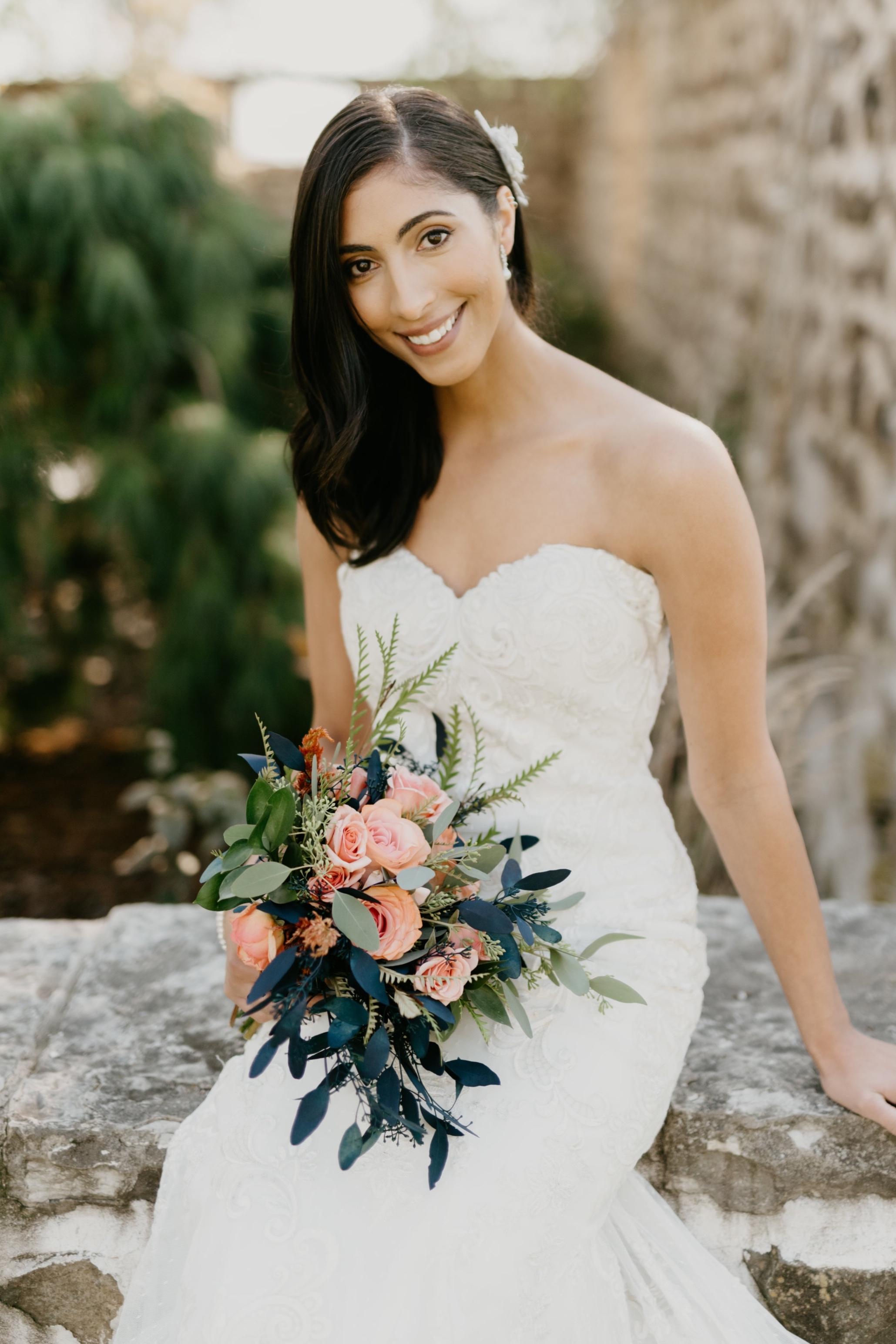Wedding Makeup — Lustrous Beauty Studio