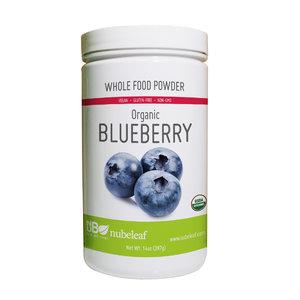 Organic Blueberry Powder Nubeleaf