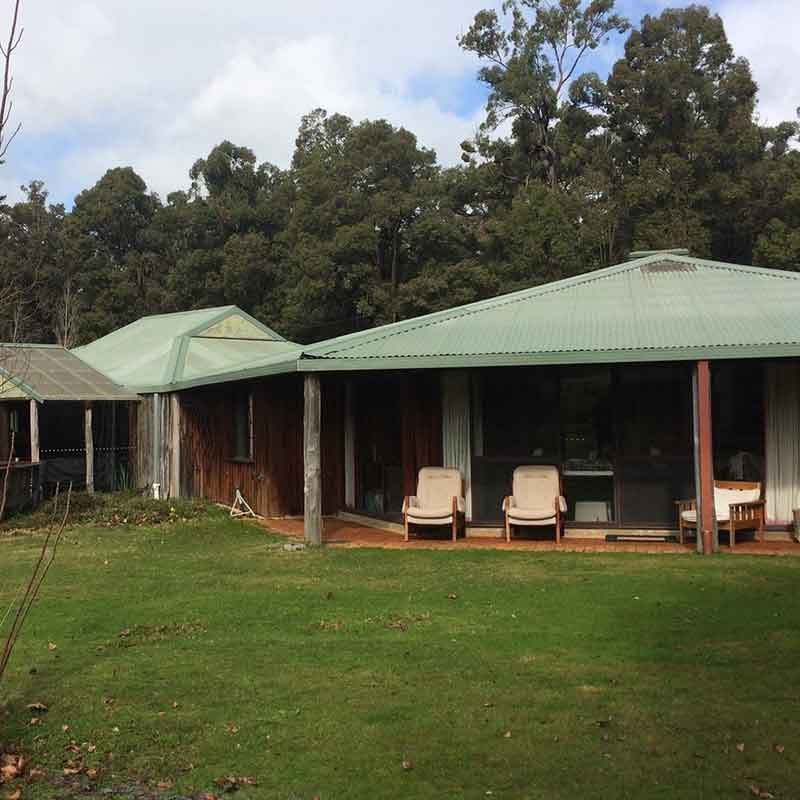 Banksia Springs Cottages