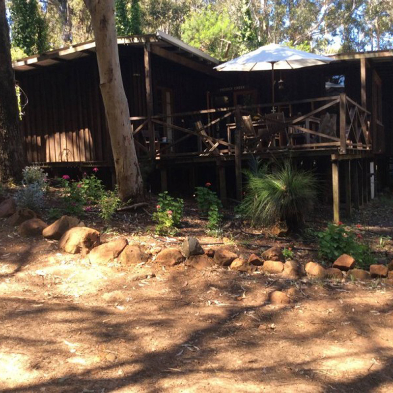Froggy Creek Lodge