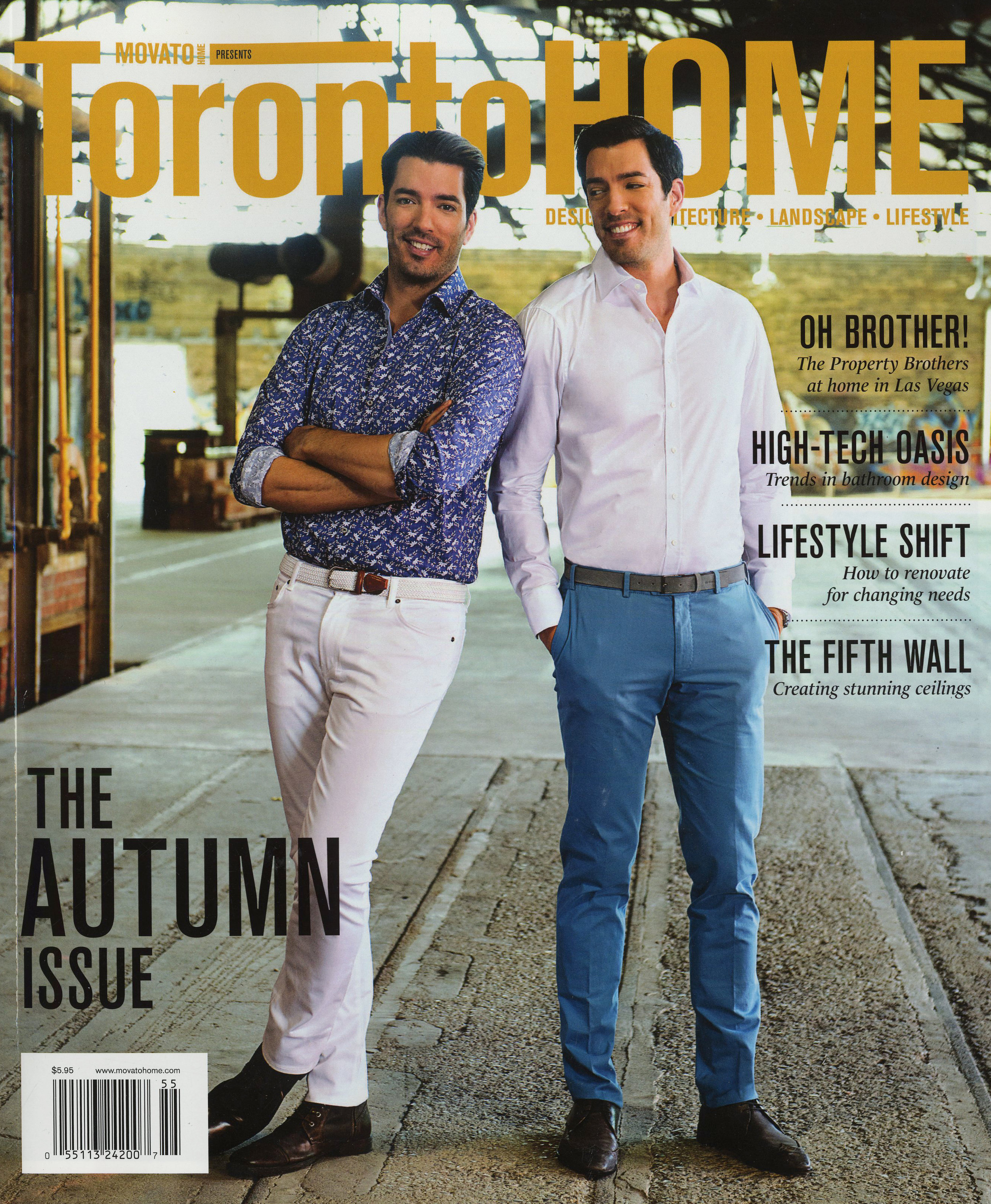 toronto home - the autumn issue -