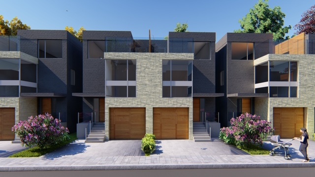 ARIA SEMIS - Semi Detached homes located in the heart of New Market. Coming Soon.