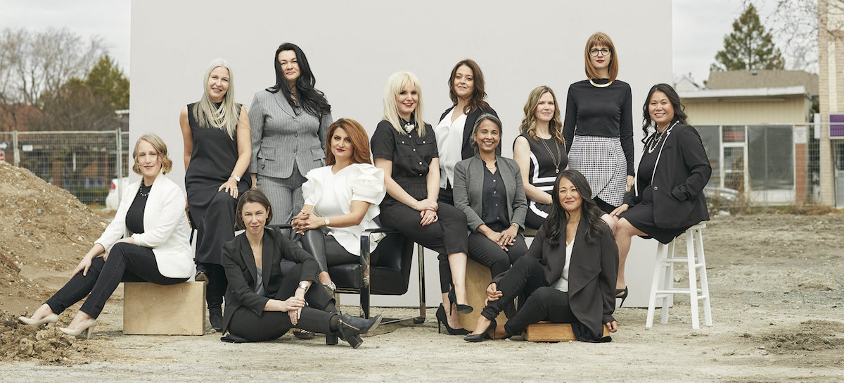"cbc news - ""Meet the 'queens' behind Toronto's first all-female real estate development team"" - June 04, 2019VIEW ARTICLE"