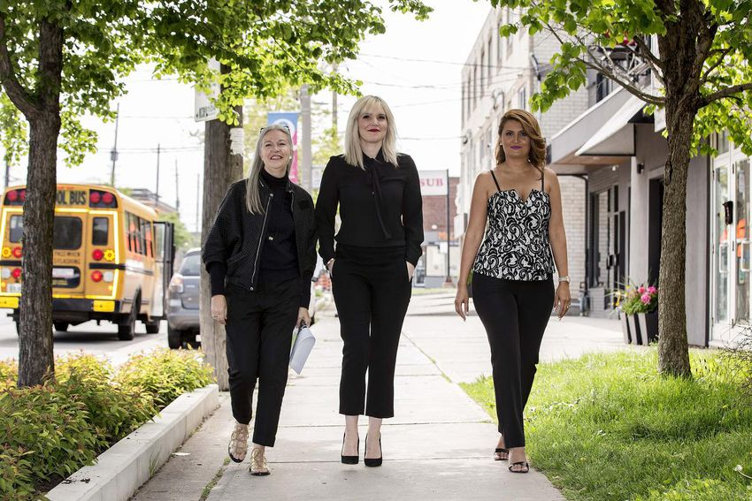 "toronto star - ""Canada's first all-female 'dream team' to develop family-friendly condos"" - June 05, 2019VIEW ARTICLE"