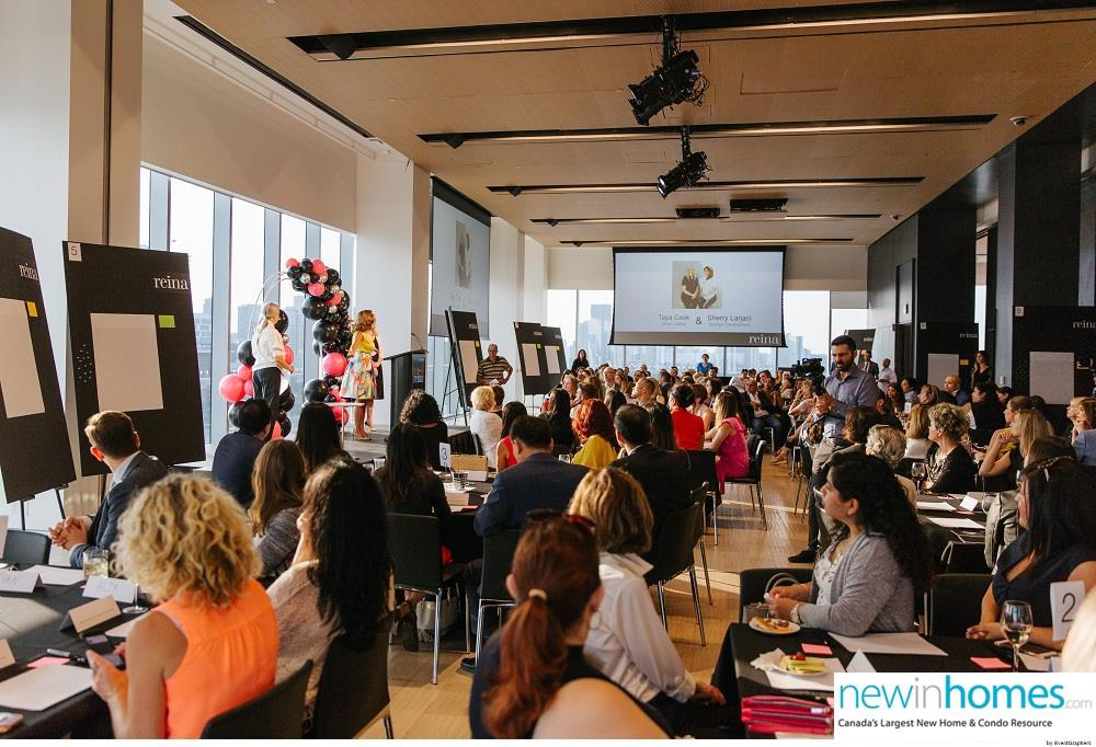 "new in homes - ""All-female development team hosts women-focused design consultation for Reina Condos"" - July 29, 2019VIEW ARTICLE"
