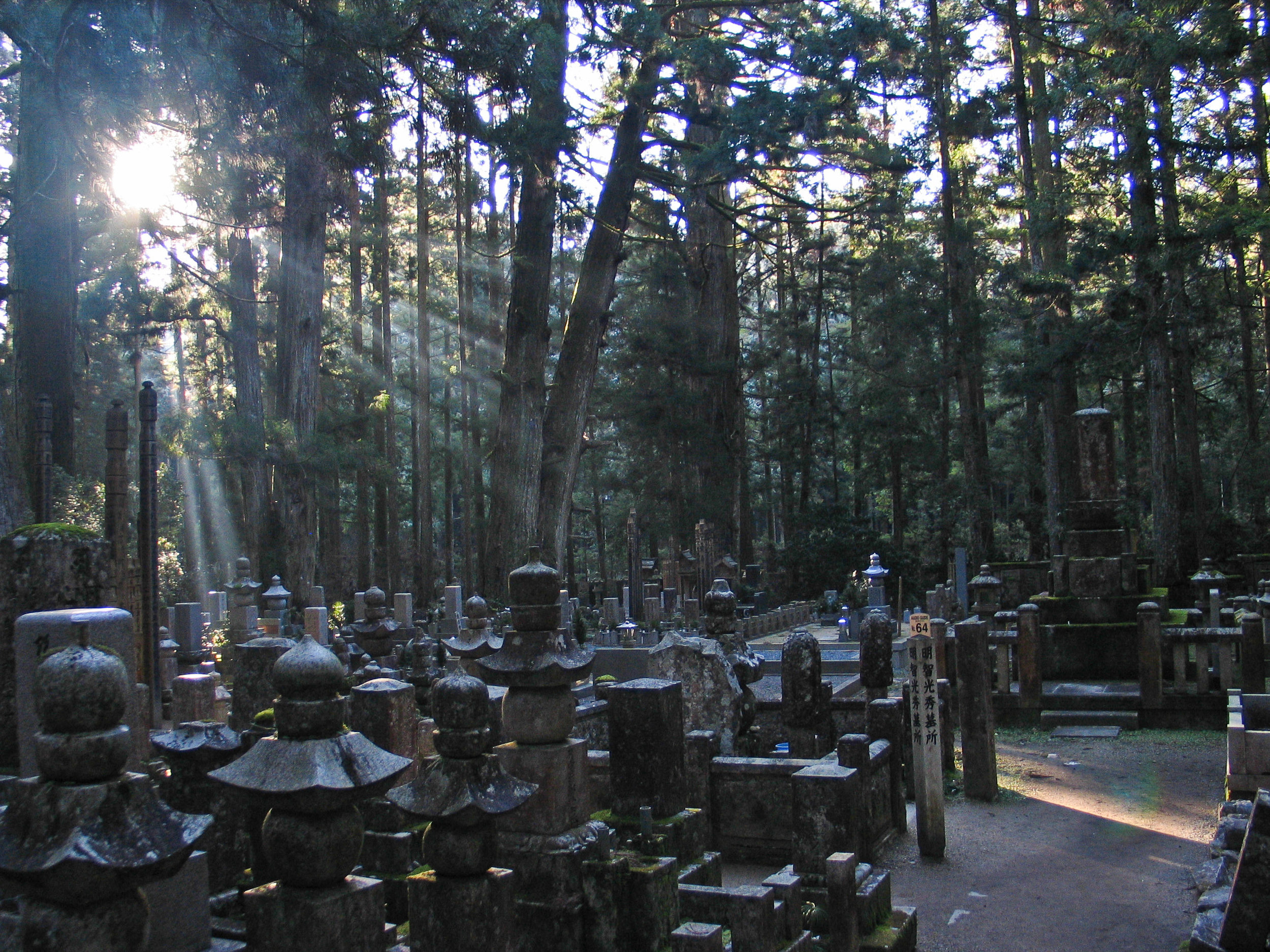 Mount Koya, Japan (9 images)