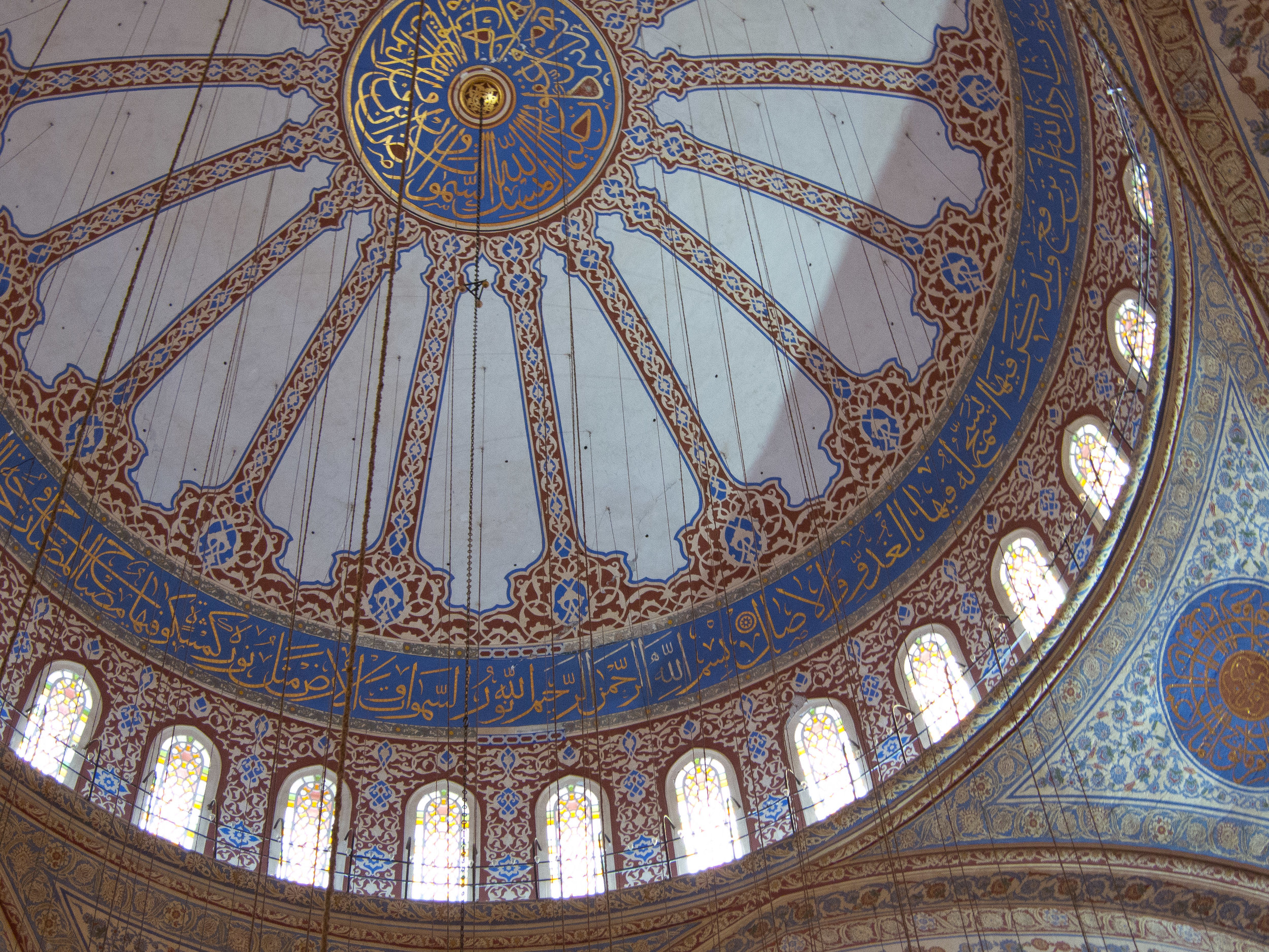 Istanbul Mosques (18 images)