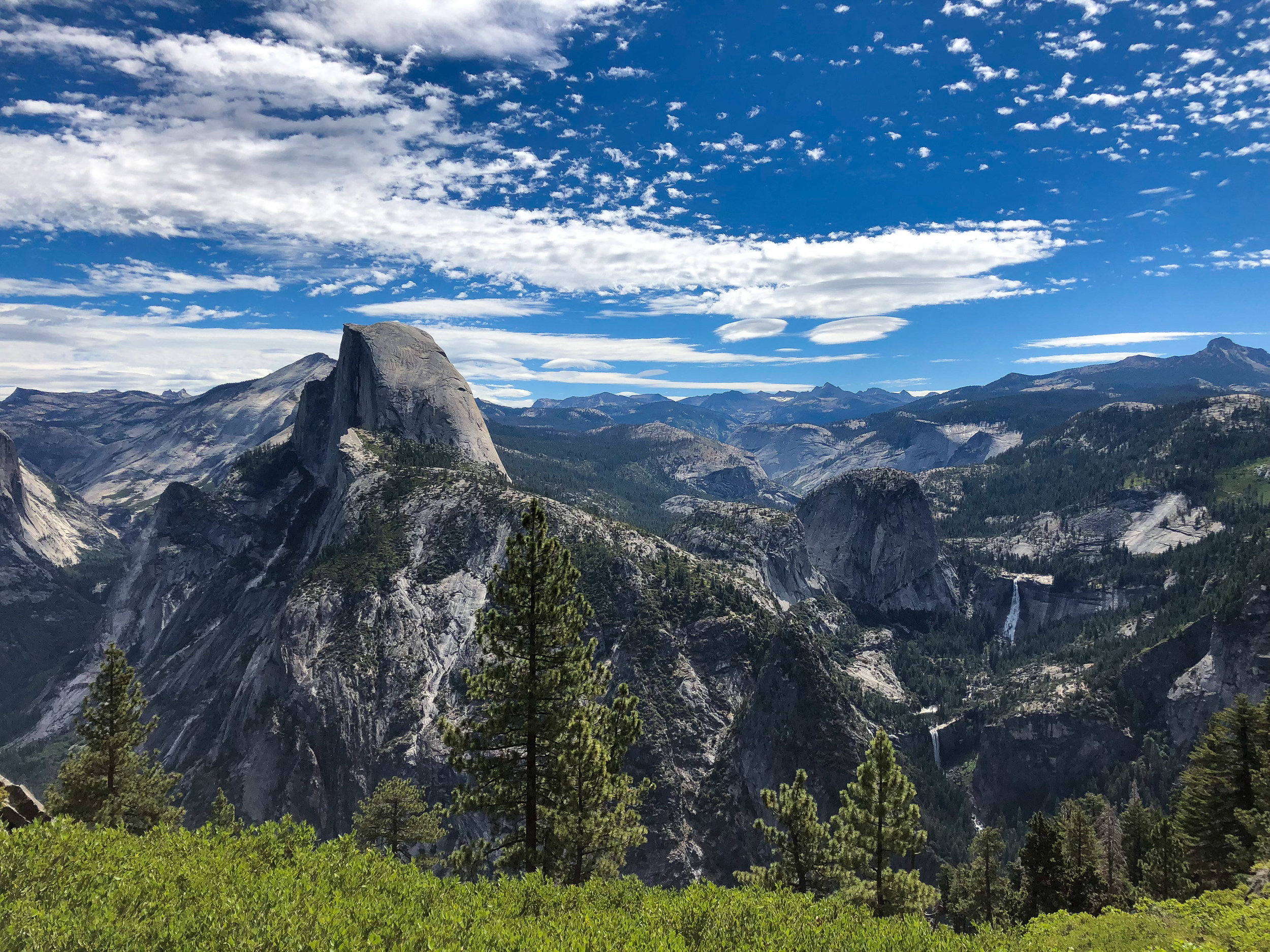 Yosemite, California (15 images)