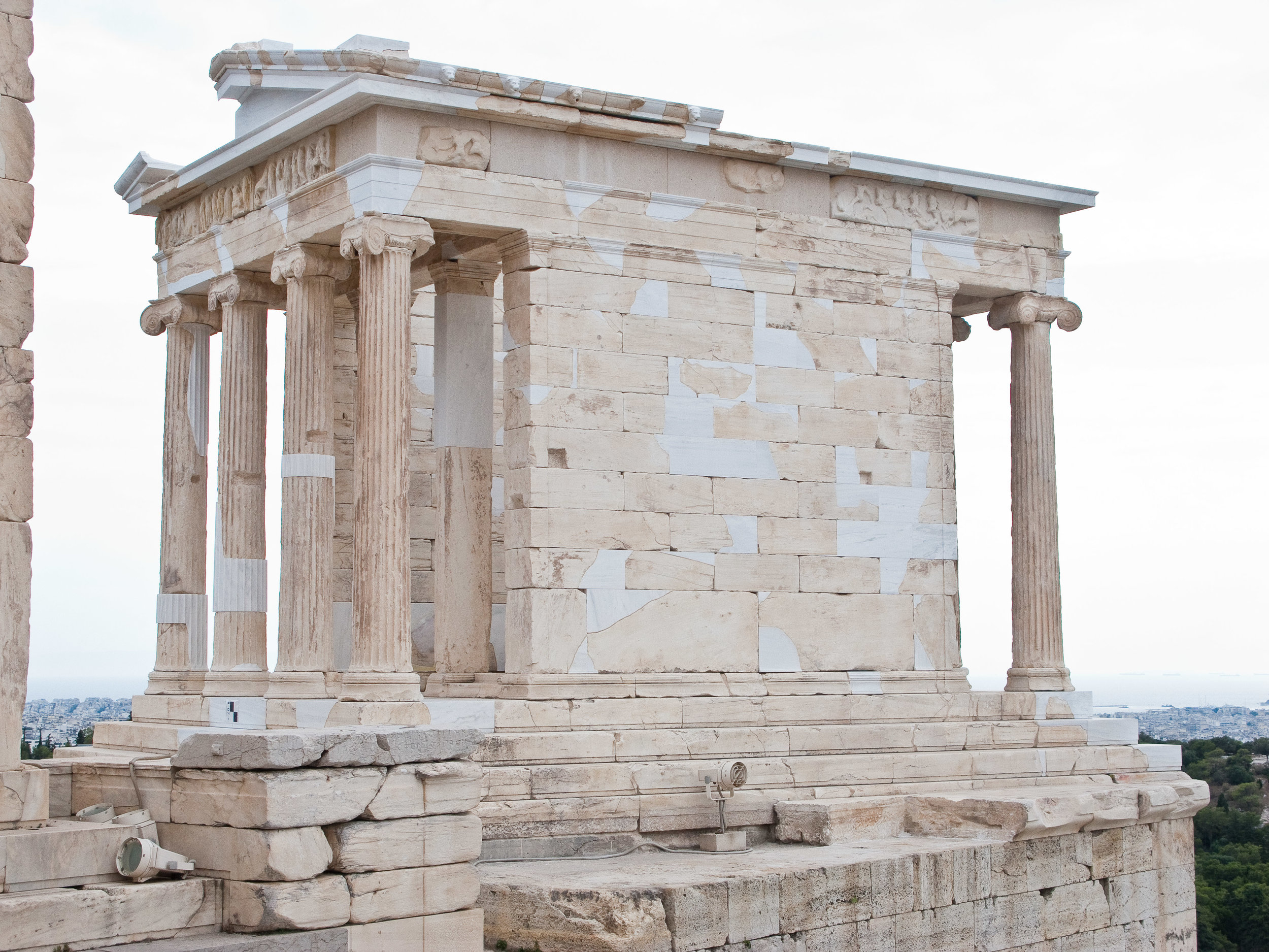 The Parthenon, Athens, Greece (8 images)