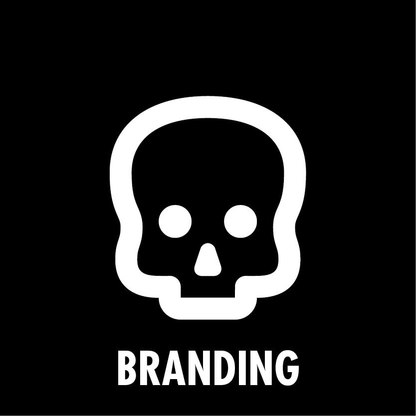 To us, you're unique and special. But to new audiences, you're a nobody; until we make you a somebody with something to say and a great outfit.  Branding is the personality of your business and it's got to be strong enough to stand up in a cyclone, stand out in a crowd and survive assassination attempts.