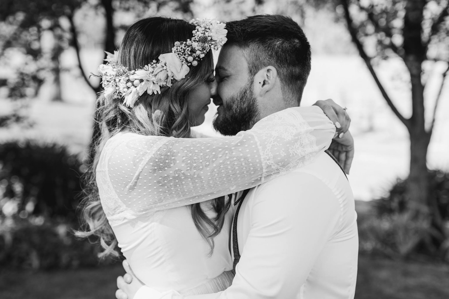 """Erin was so wonderful to work with! She guided us through the process from day one and was extremely tolerant when we took forever to get back to her. I'm so glad we chose Erin, she is truly passionate about what she does which just made our ceremony that little bit more special...."" - — Courtney & Dean"