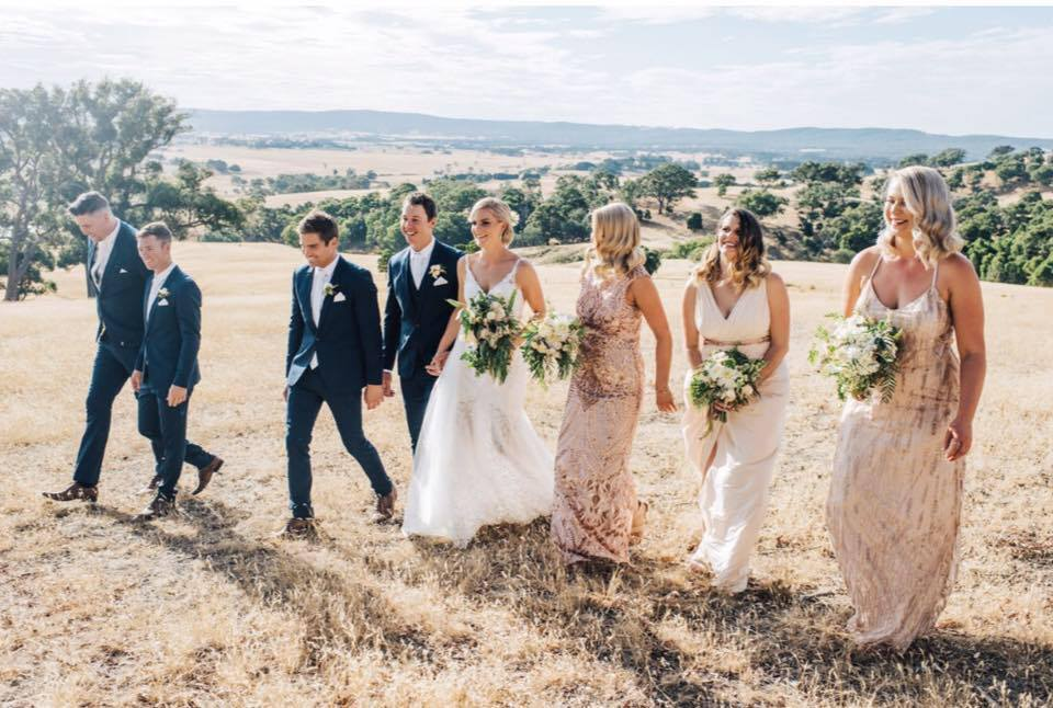 """You're the best! What a relaxed and fun ceremony you put on for us. You made the whole process a breeze and we can't thank you enough. Highly recommended. Thanks again Erin xxx"" - — Kaitlyn & Luke"