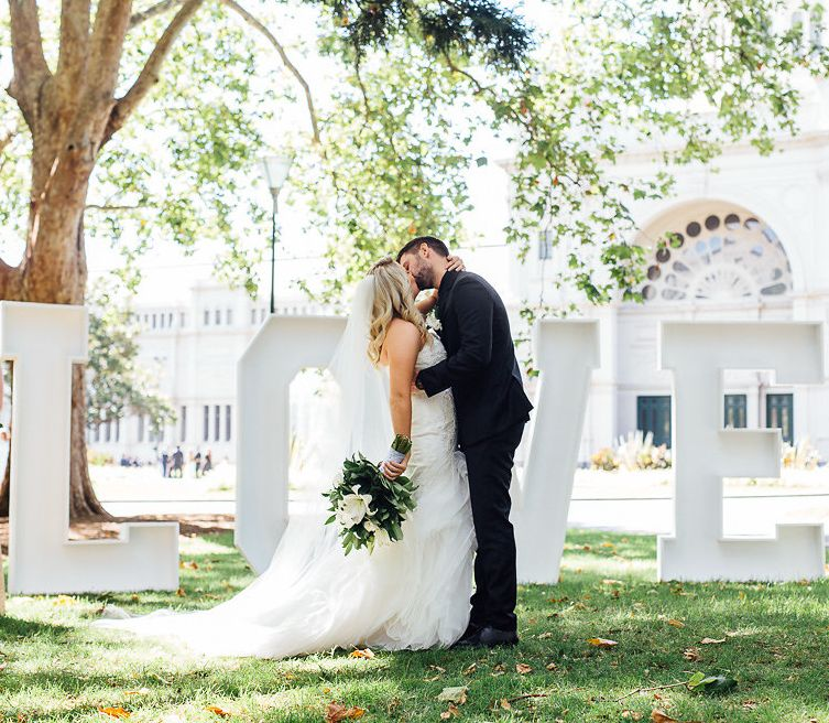 """Erin was fantastic! She made everything so relaxed and easy. My (now Husband) is shy and as soon as he met her, he knew we had to have her for our special day. A professional who put in the extra mile even when not asked. Words cannot describe how happy and thankful we are that she was such a big part of our day"" - — Kellie & Trent"