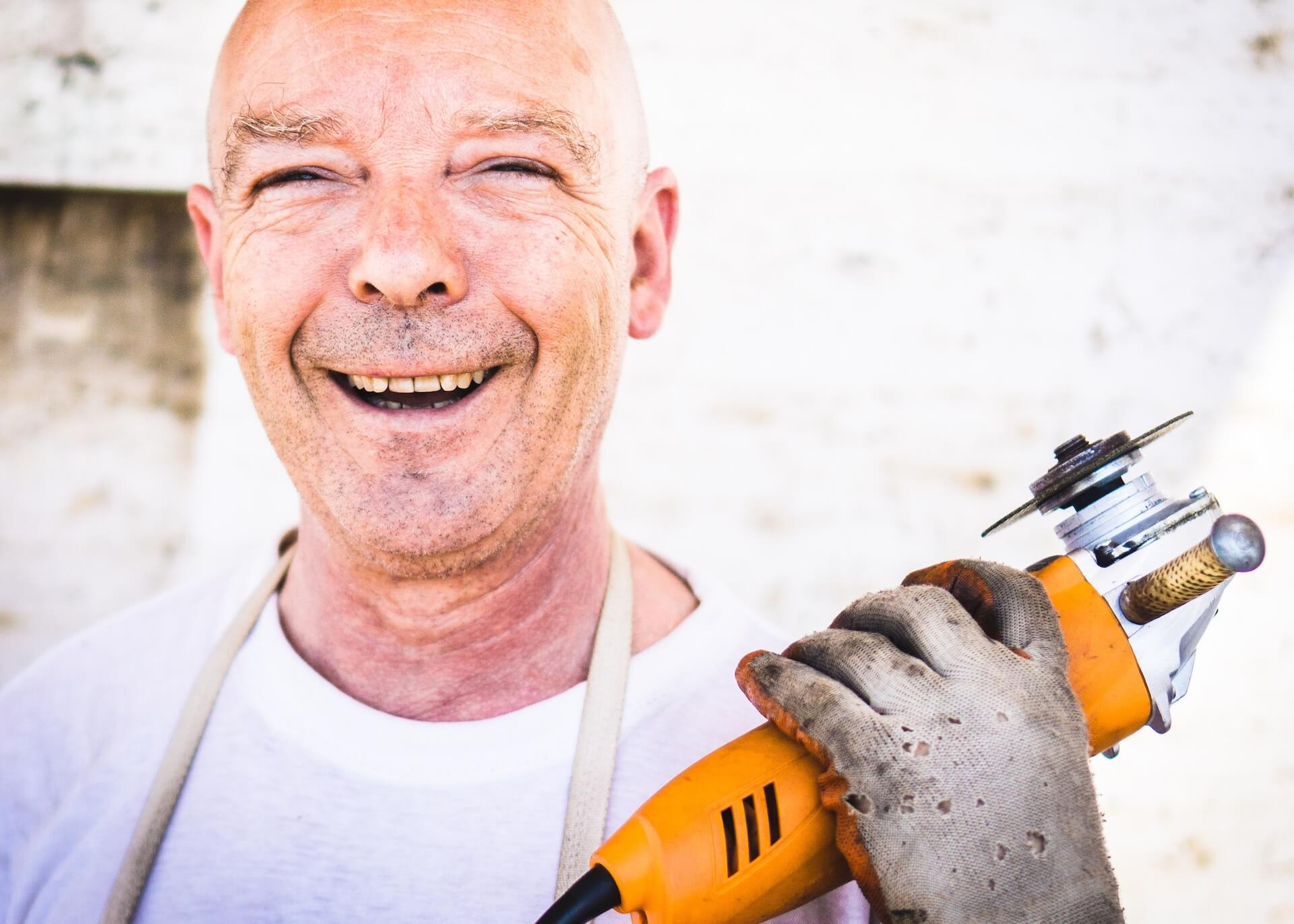 Personal accident insurance - For compensation for loss of income as well as medical costs that result from you becoming seriously injured or passing away due to your work