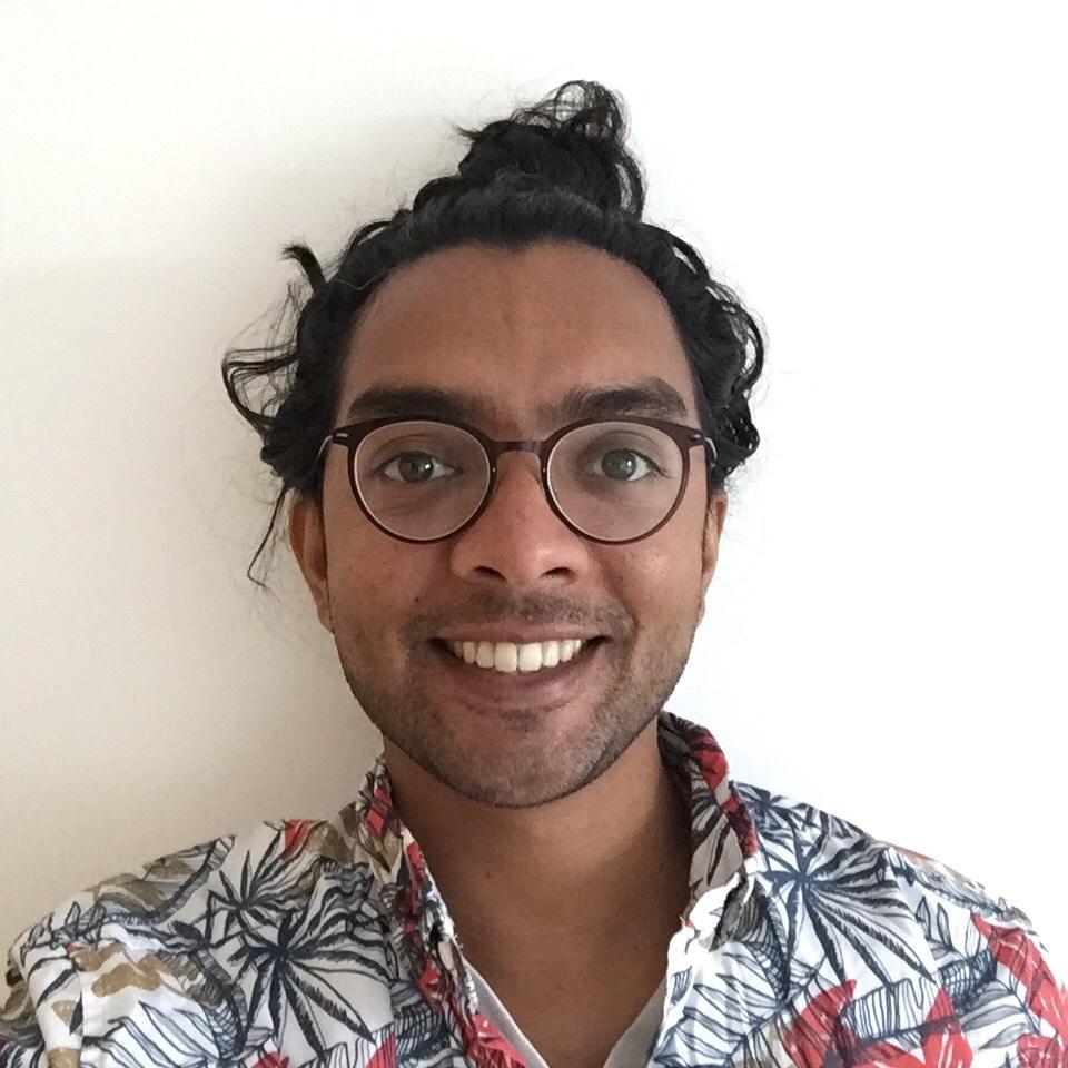 Arji Manuelpillai - Spoken Word Artist & Theatre Practitioner