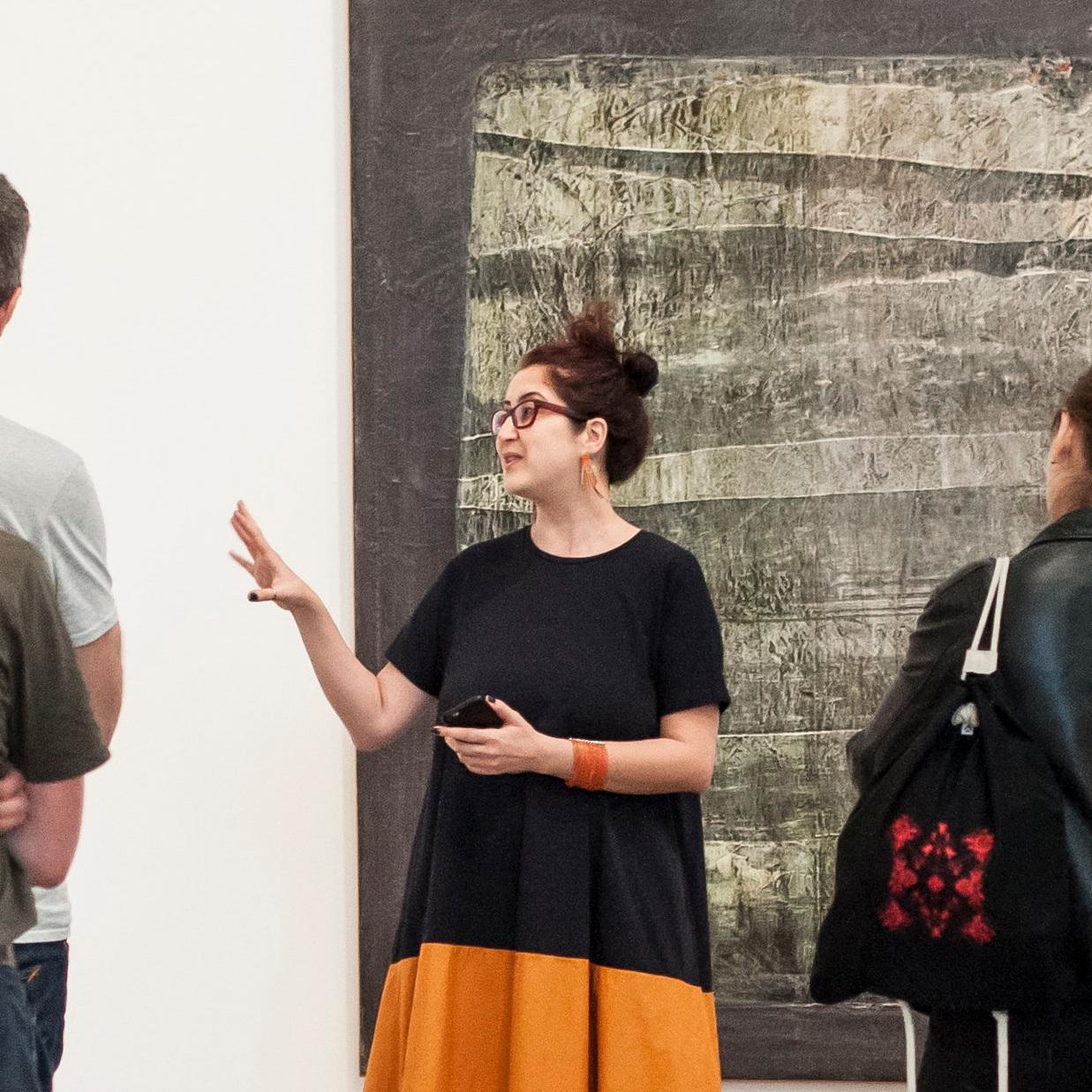 Dima Karout - Artist-Curator & Educator