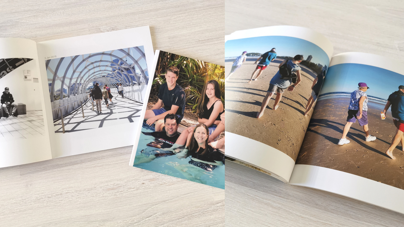 Our holiday snaps courtesy of Chatbooks