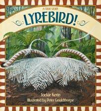 Book cover - Lyrebird!