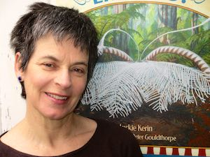 Jackie with Lyrebird cover