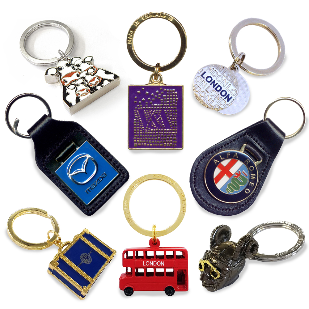Shaw Munster Key Rings and Key Fobs